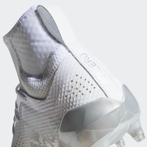 huge selection of b1107 1fb3b Adidas - White Adizero 5-star 7.0 Lax Mid Cleats for Men - Lyst. View  fullscreen