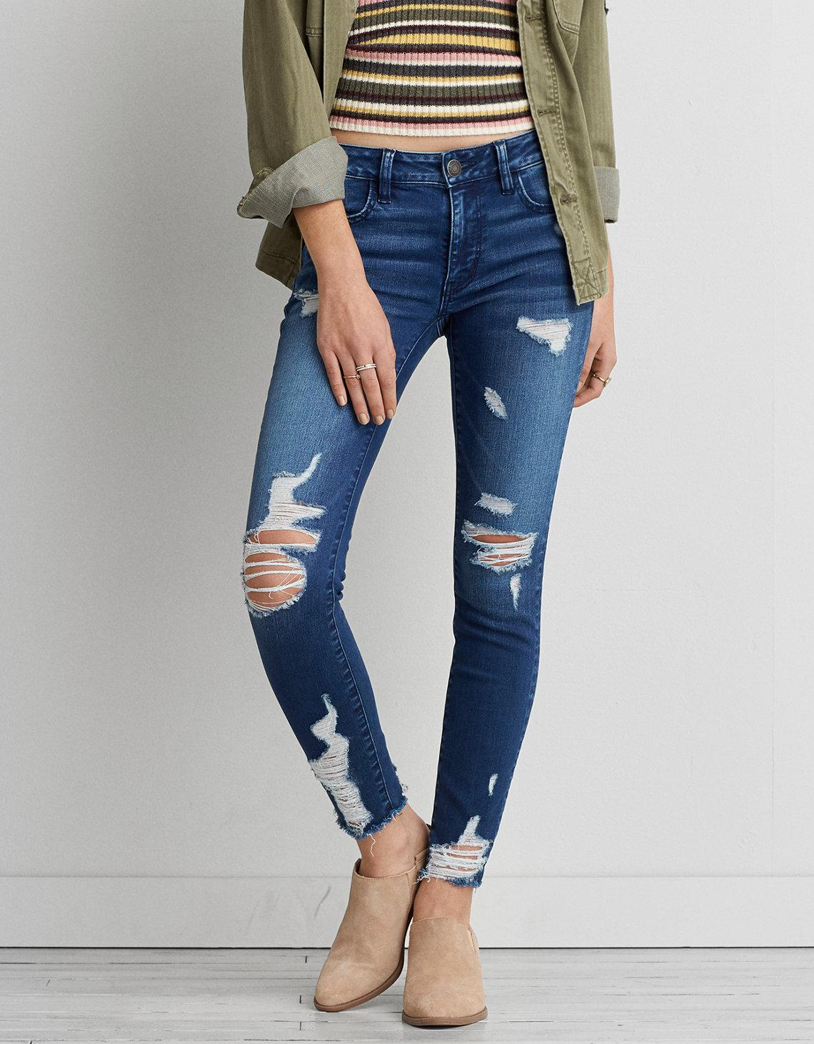 f08a5ae90db Gallery. Previously sold at: American Eagle · Women's Jeggings