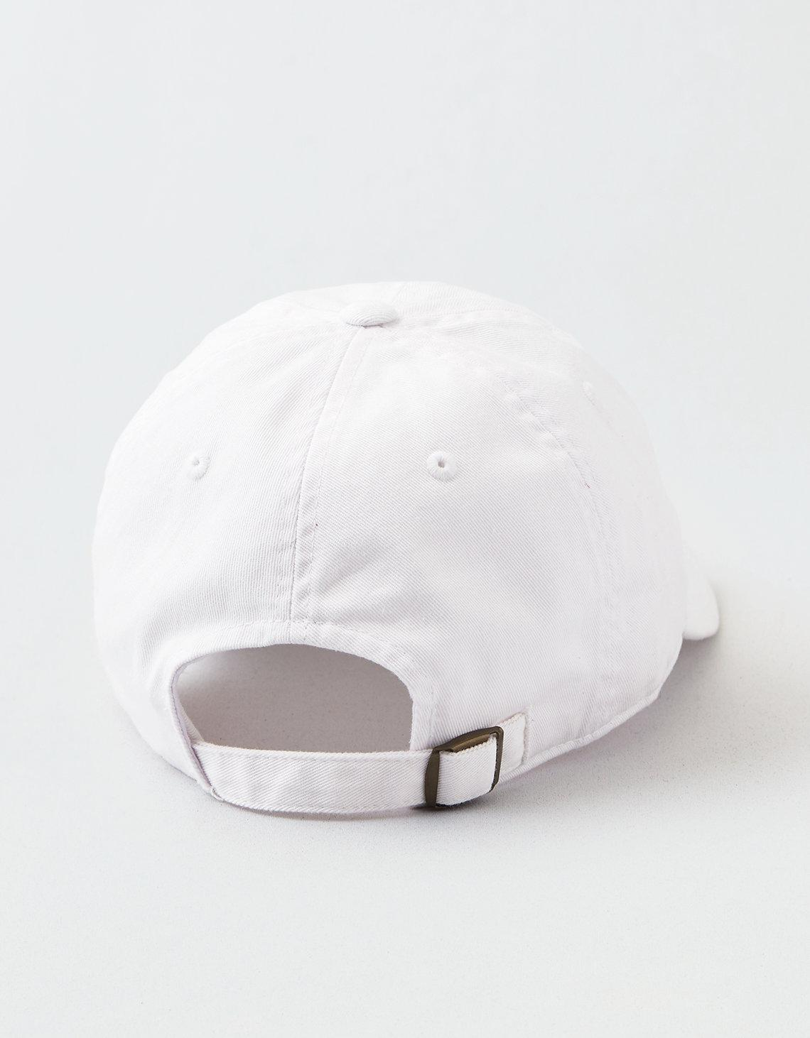 909afcf27b6 Lyst - American Eagle American Needle City Icon Baseball Cap in White