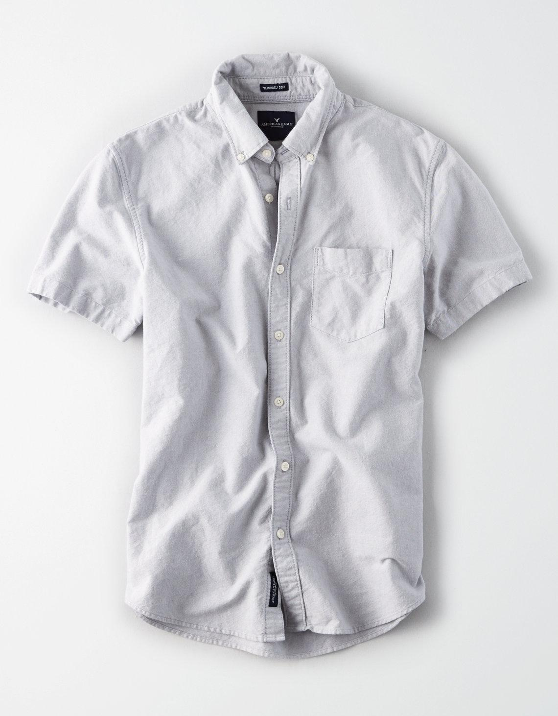 d7bf04ce American Eagle Short Sleeve Shirts