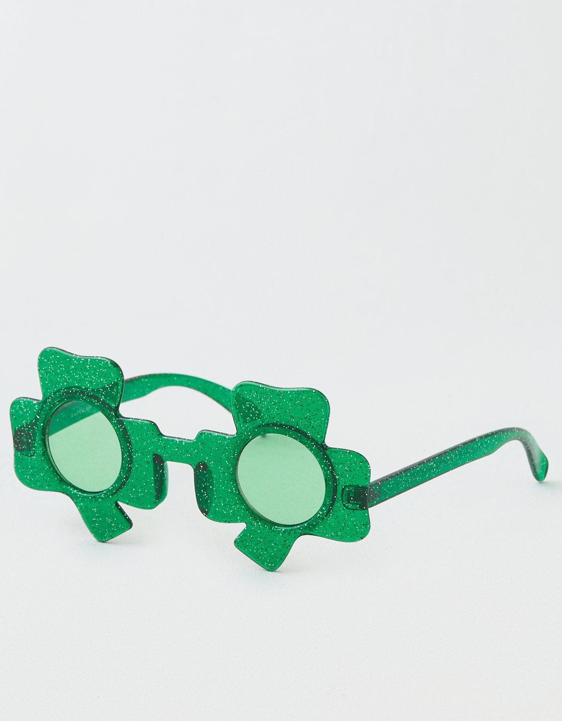 5c74d2af43 Lyst - American Eagle Ae St. Patty s Sunglasses in Green