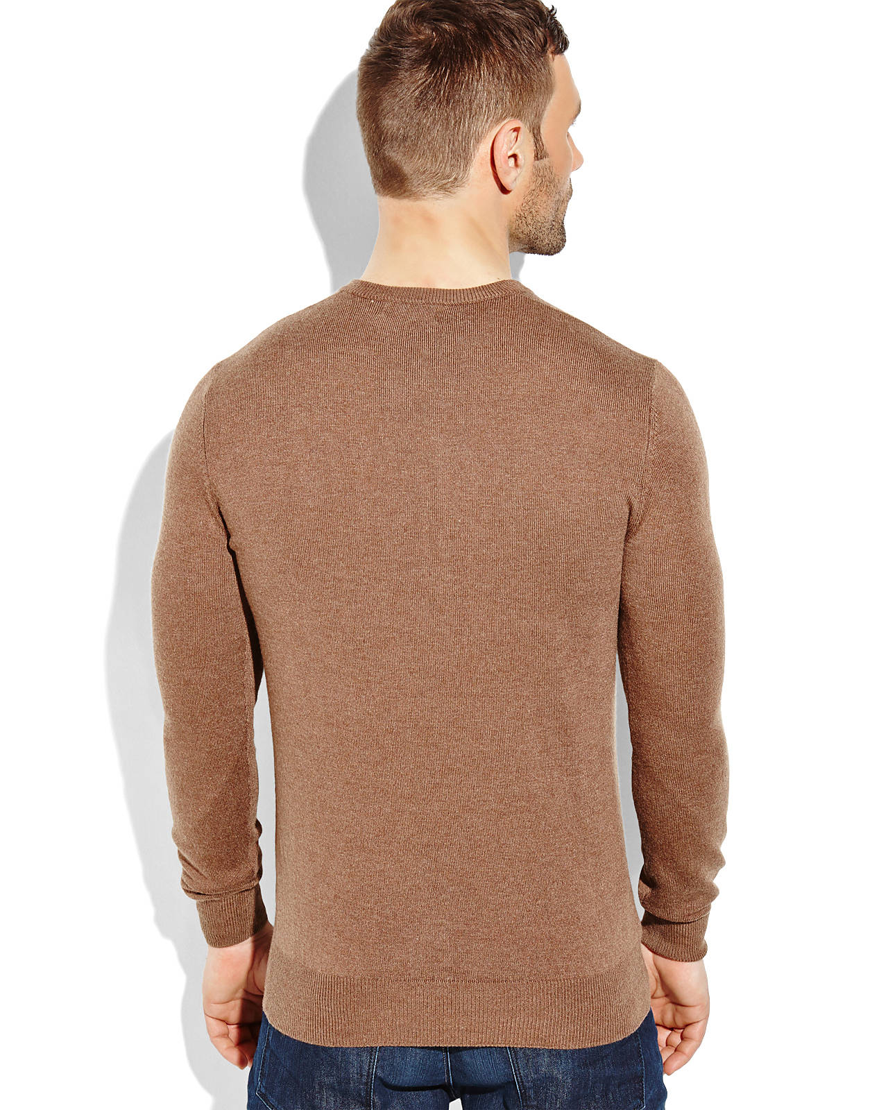 Find dark brown cashmere sweater at ShopStyle. Shop the latest collection of dark brown cashmere sweater from the most popular stores - all in one.