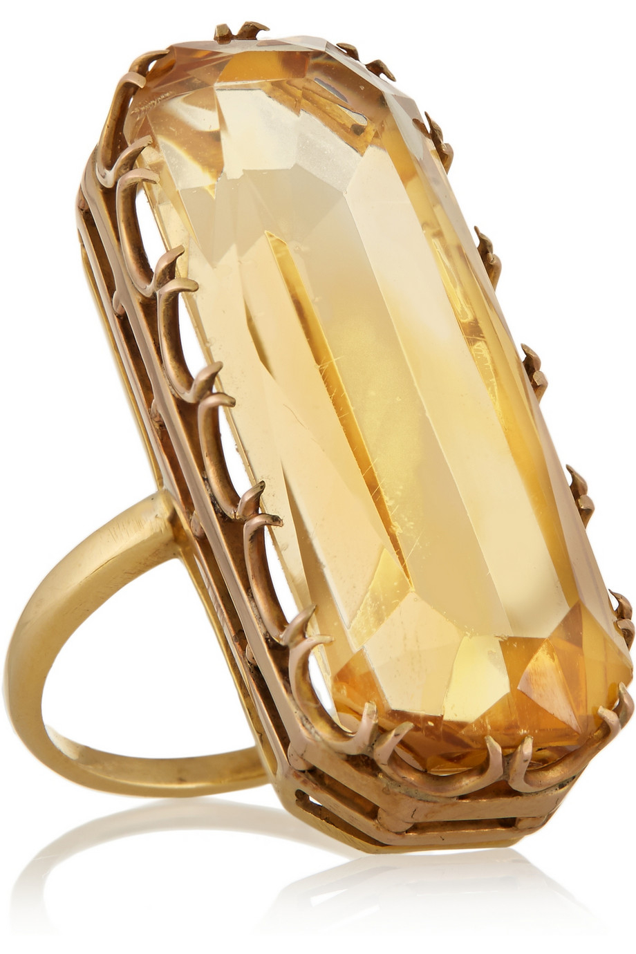 Fred Leighton Emerald Ring