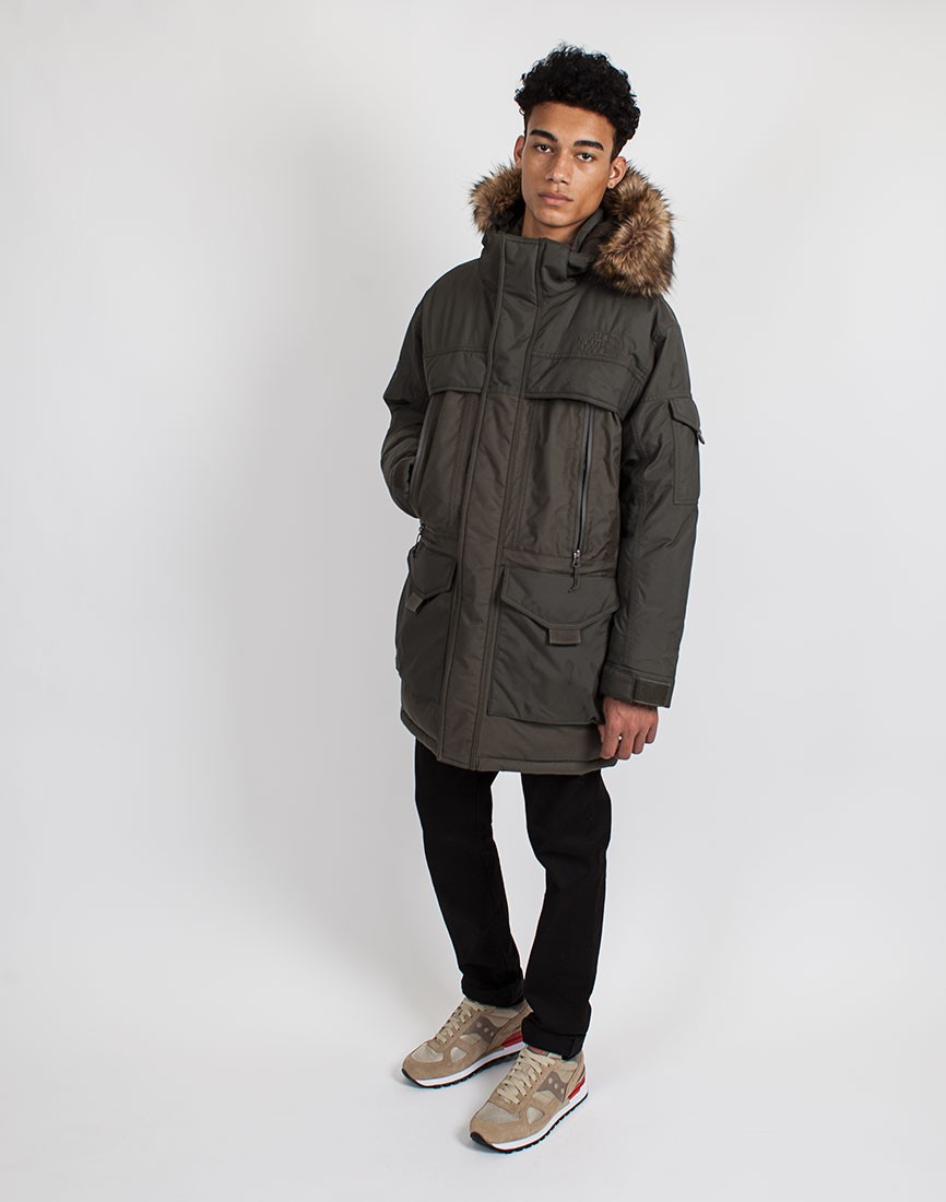 Gallery - The North Face Mcmurdo 2 Parka In Green For Men Lyst