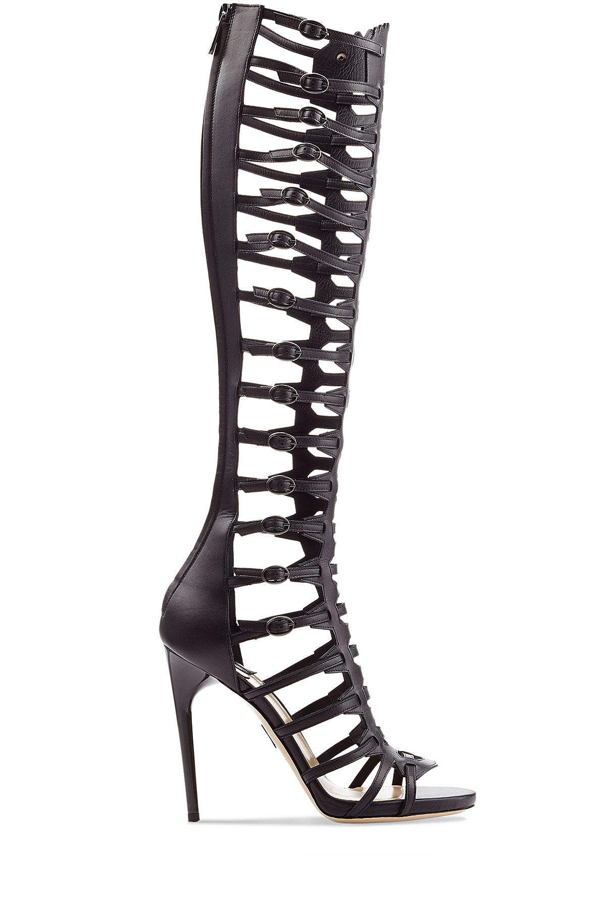 Paul Andrew Knee-High Gladiator Sandals cheap sale 2014 new shovB8l