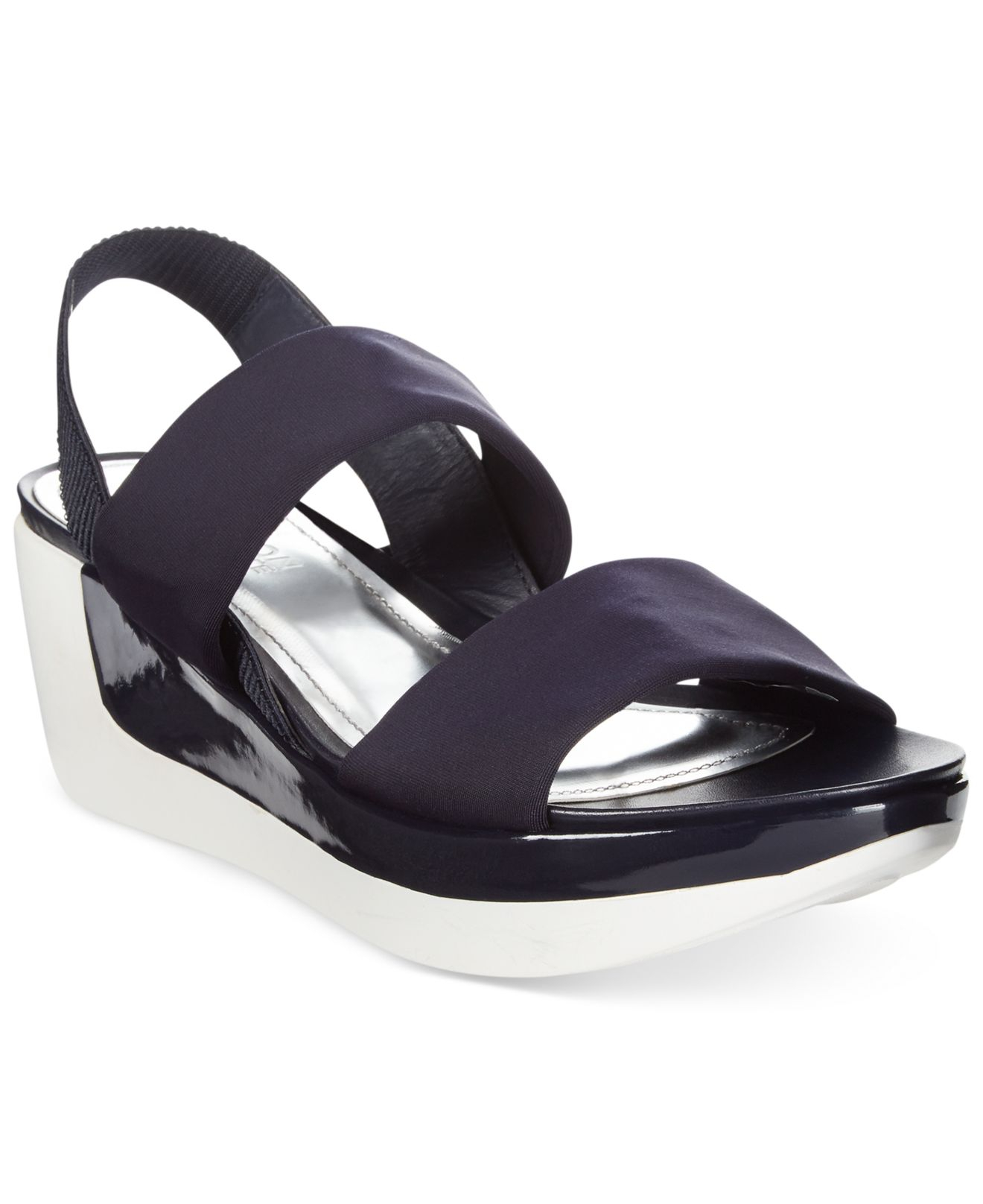 Kenneth Cole Reaction Shoes  Kenneth Cole Reaction Pepe Pot Womens Sandals Black