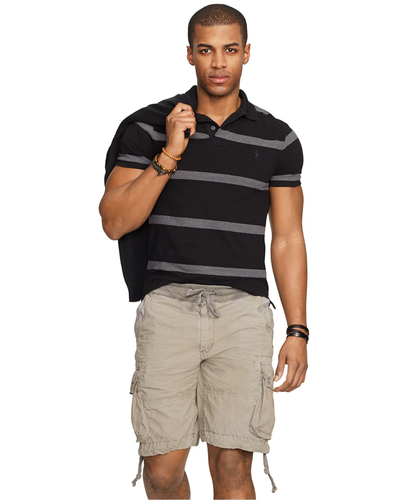 Classic Ralph Lauren Men\\u0026#39;s V-Neck