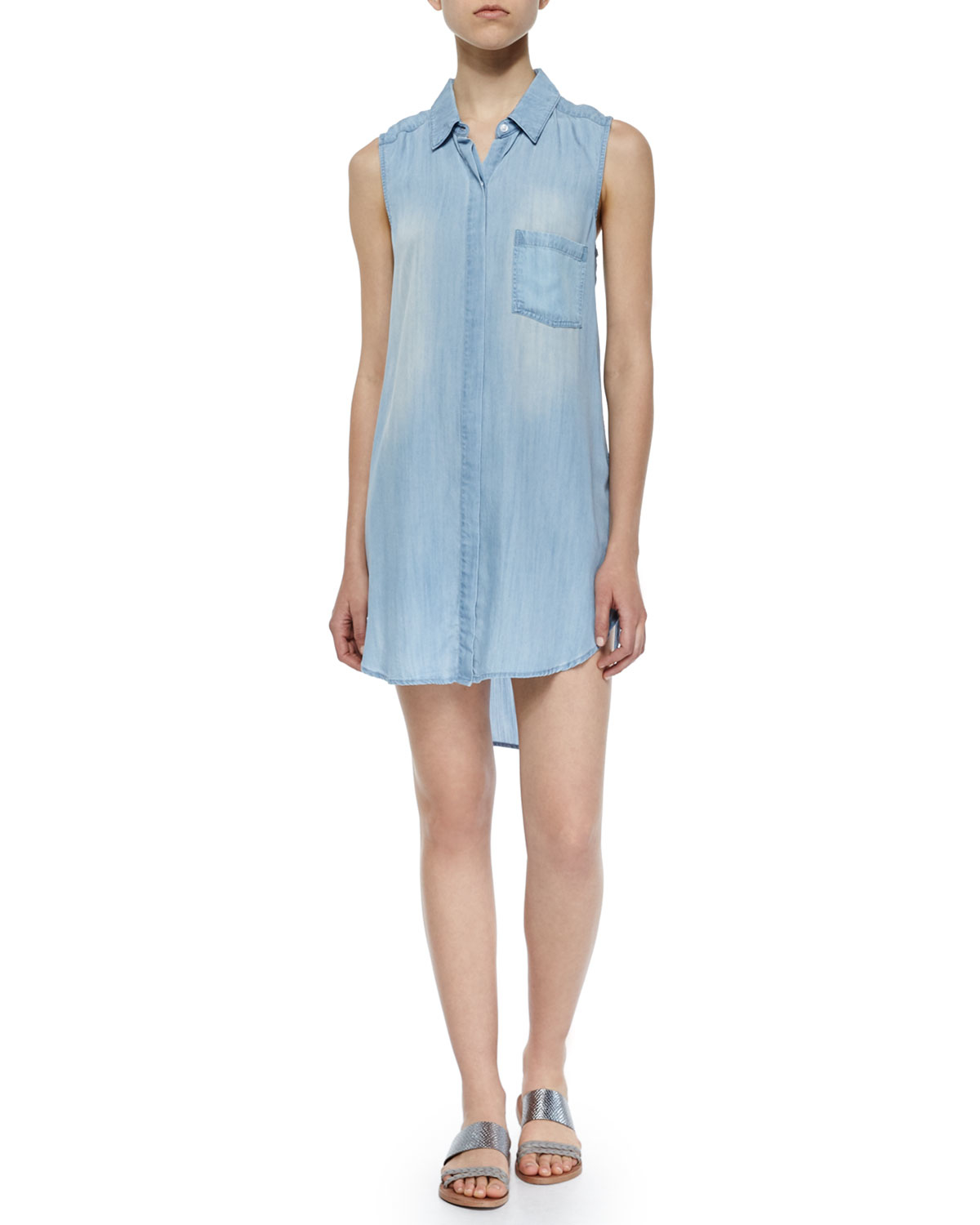 Ralph Lauren Denim Shirt Womens