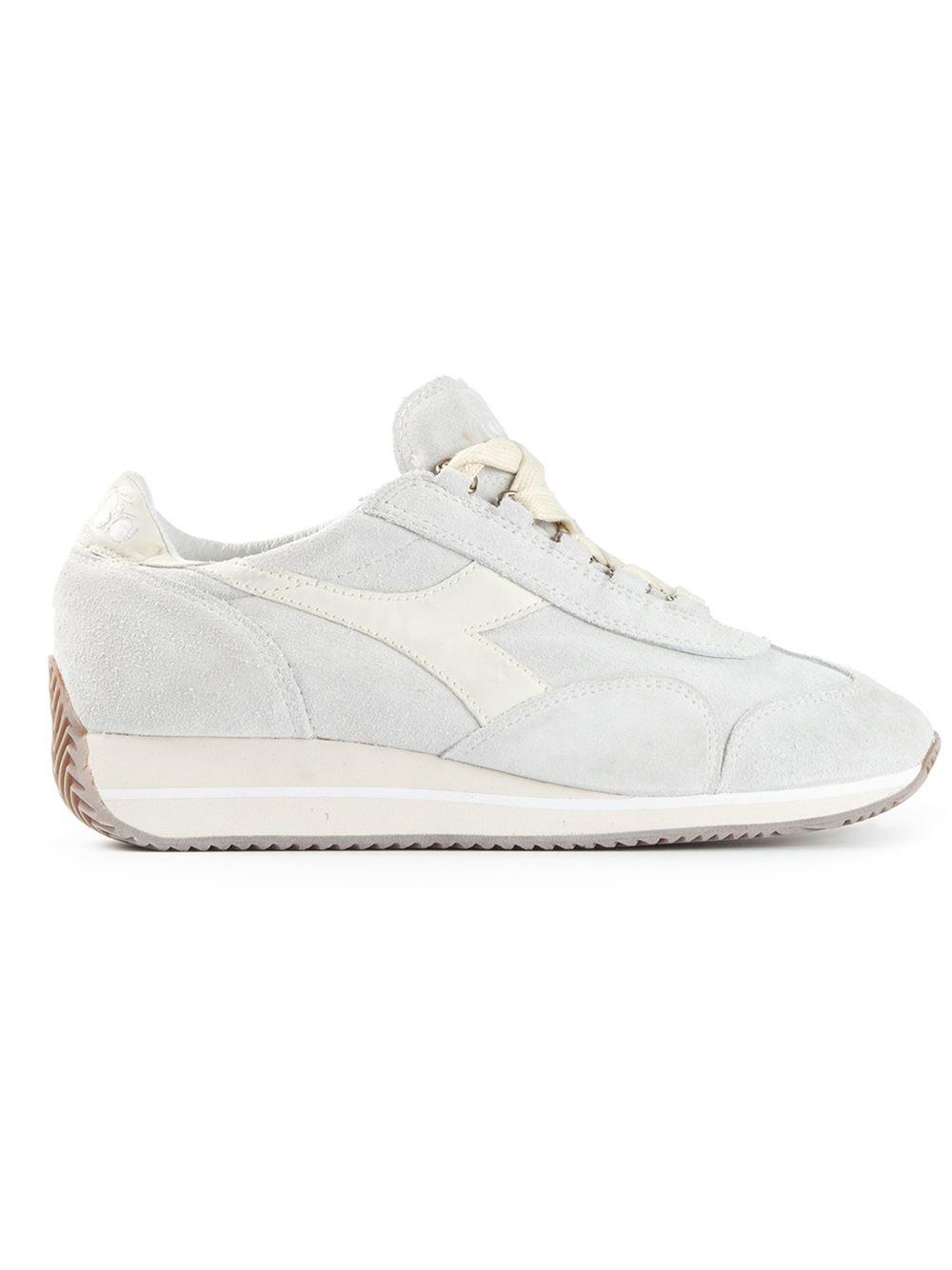 Lyst Diadora Classic Sneakers In White