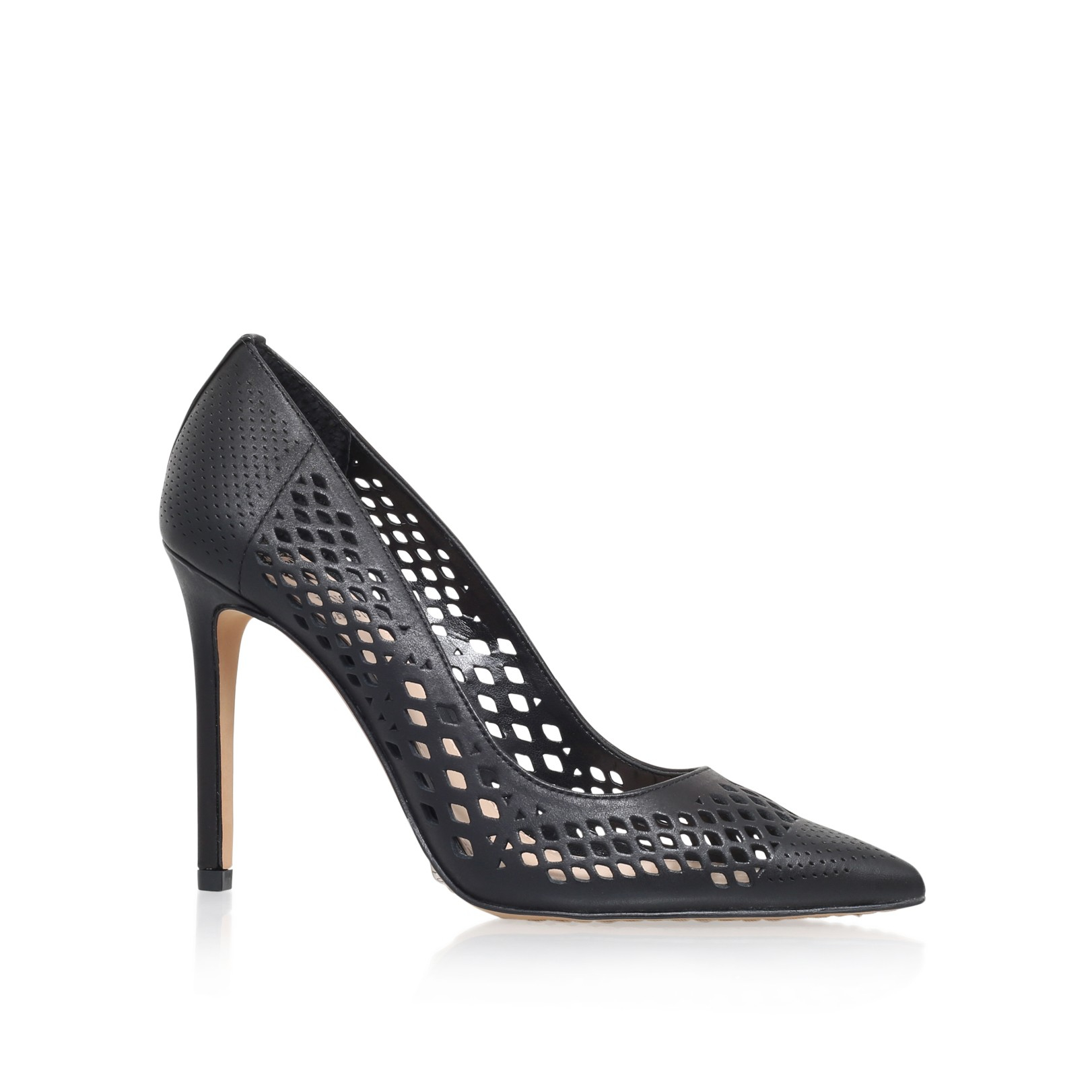 Vince Camuto Nico High Heel Court Shoes In Black Lyst