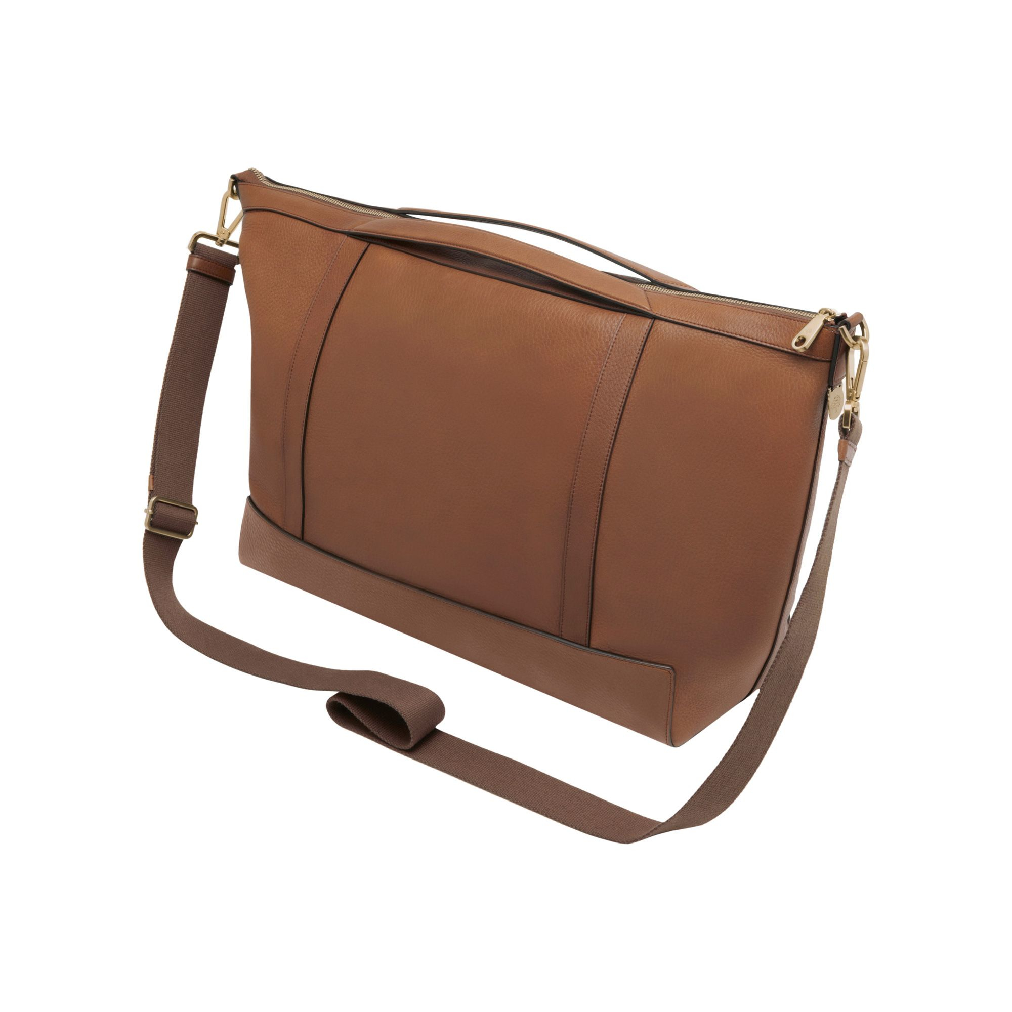 fde87fa8fa ... discount lyst mulberry multitasker holdall in brown for men 19899 d3ce0