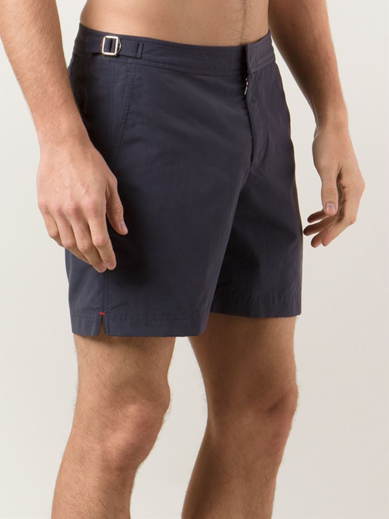 a524f536935 Gallery. Previously sold at: Farfetch · Men's Orlebar Brown Bulldog Swim  Shorts