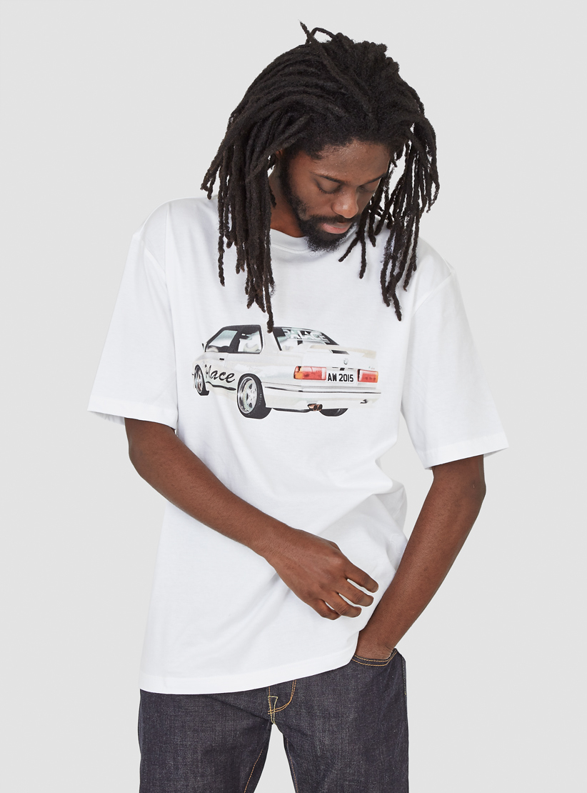 c556ccb5f02e Lyst - Palace Schotter T-shirt White in White for Men