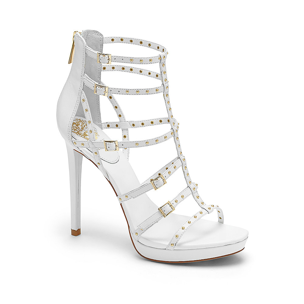 Lyst Vince Camuto Revelli Strappy Studded High Heel