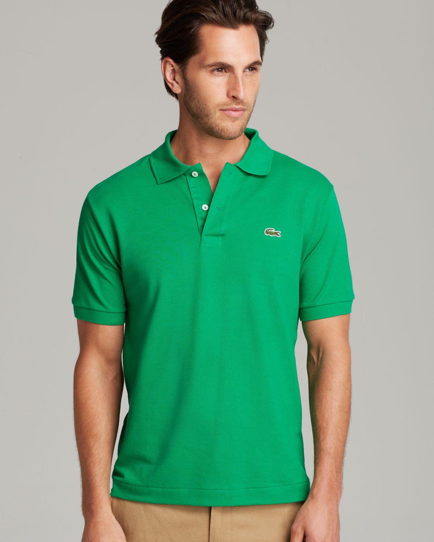4c738e948 Lacoste Classic Polo Shirt Colors