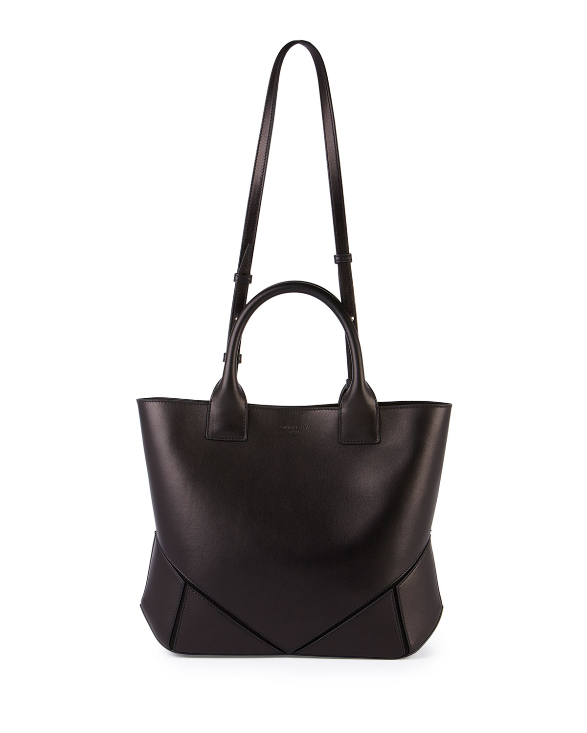 Givenchy Easy Small Leather Tote in Black | Lyst