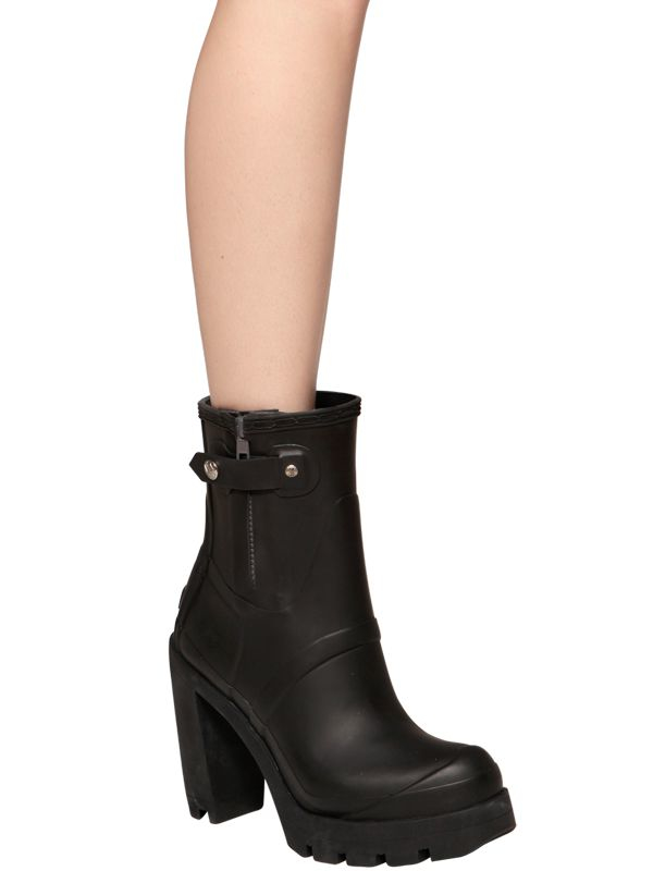 72f8c7fcf HUNTER 110mm Original High Heel Boots in Black - Lyst