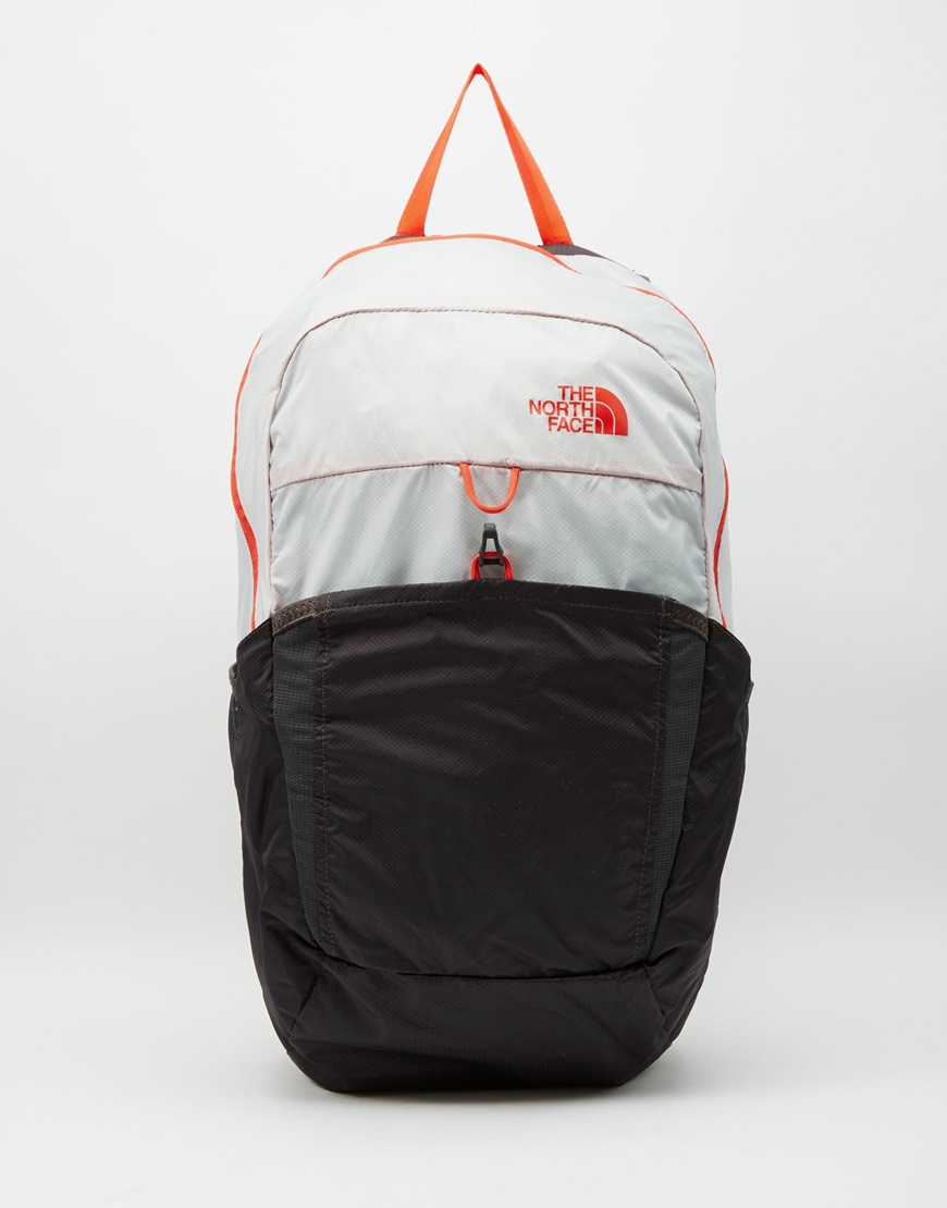 de7c68d3c36e Lyst - The North Face Flyweight Packable Backpack in White for Men