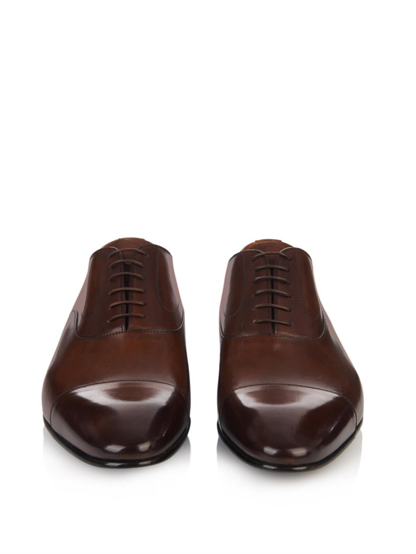 Mens Lace-up Flats Campanile