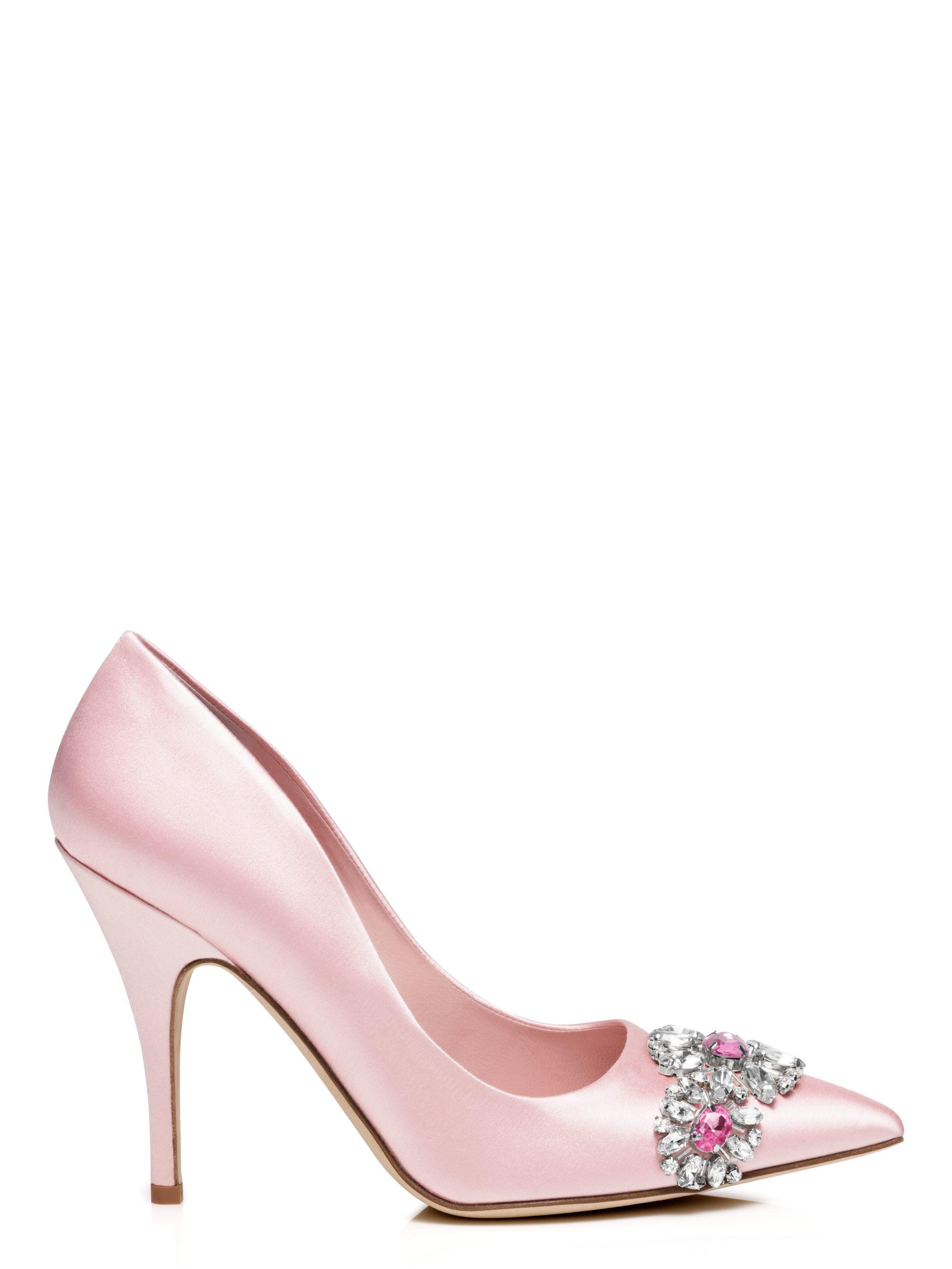 4032fd39e7c2 Kate spade new york larsa heels in pink lyst jpg 2000x2666 Kate spade lynne  heels