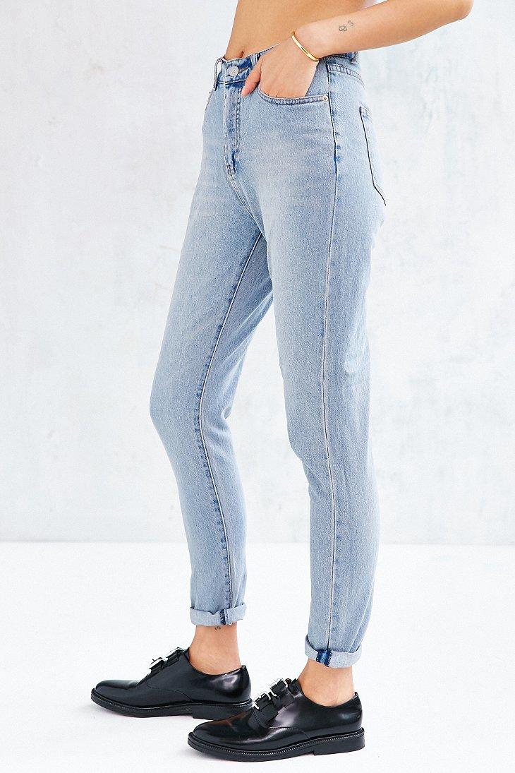 4015979ca2c27 Lyst - Cheap Monday Donna Dream Jean in Blue