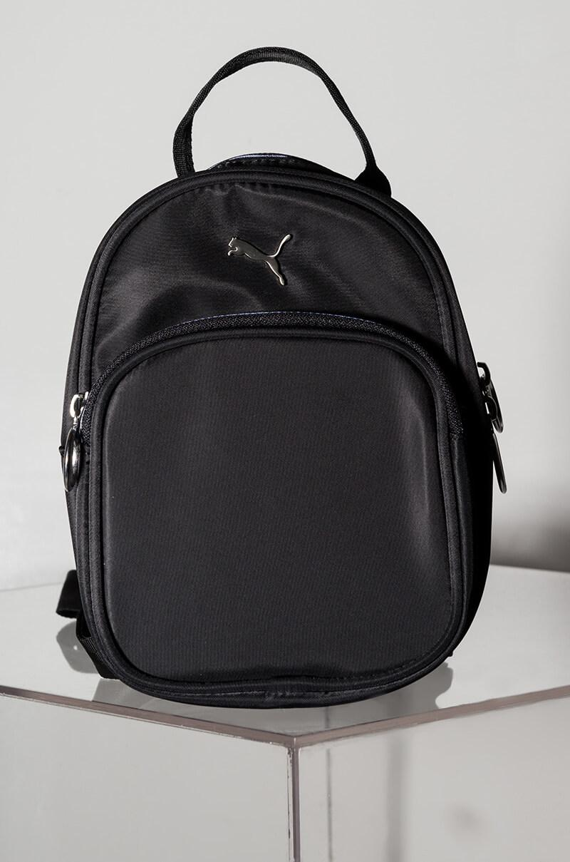 bcc7dadf91 PUMA - Black Mini Series Mini Backpack - Lyst. View fullscreen