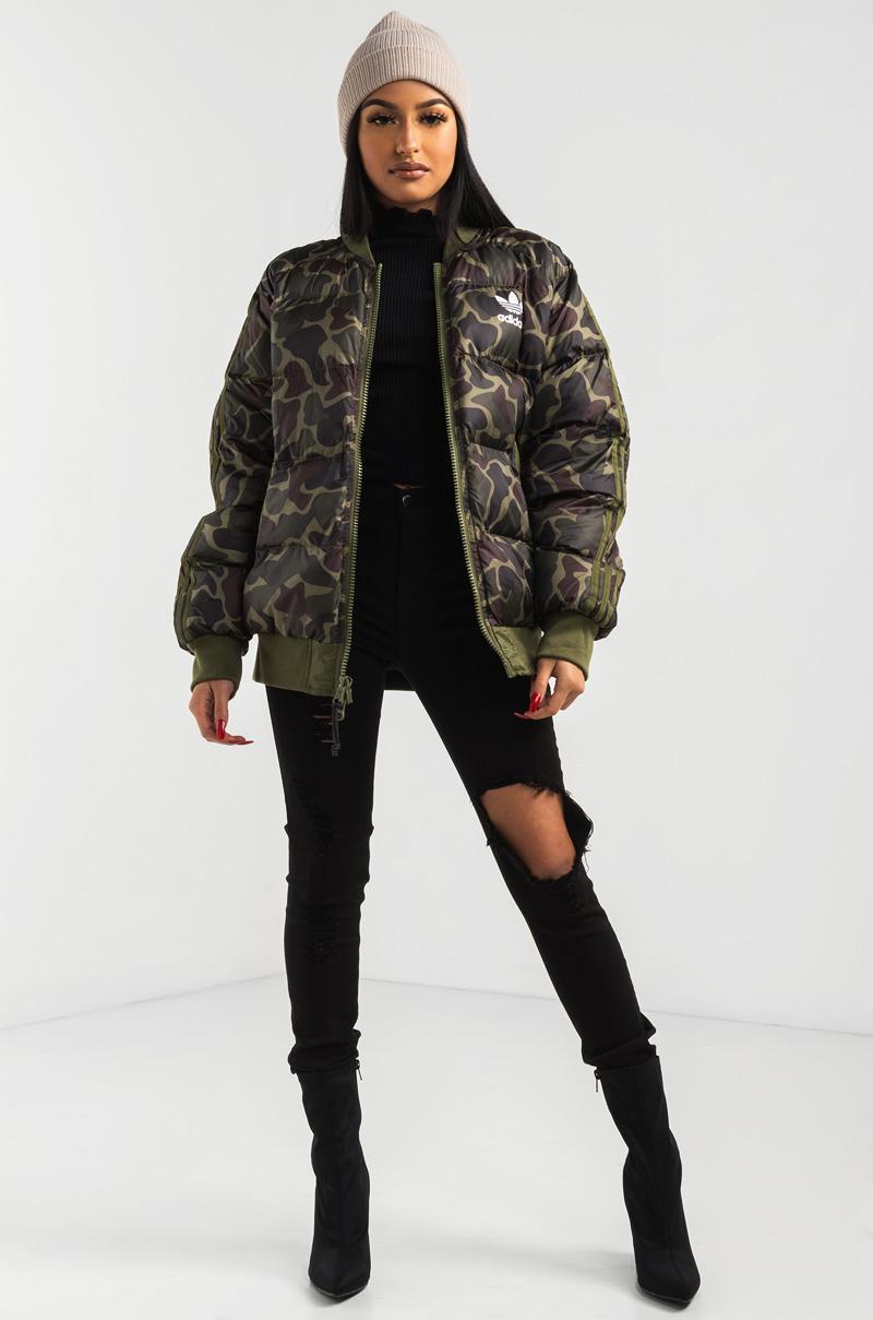 21c628b6763c2 adidas Pharrell Williams Hu Hiking Sst Track Jacket in Black - Lyst