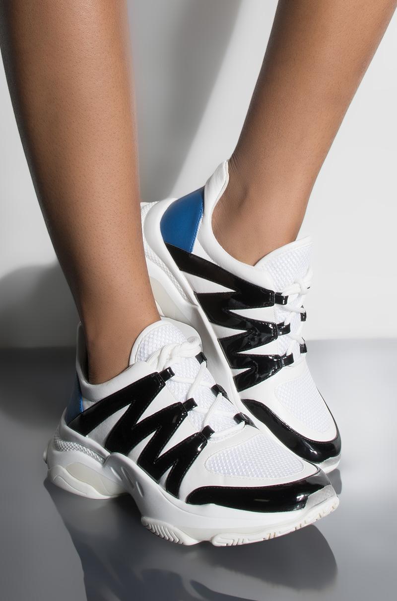 e455948428f Steve Madden Maximus Sneaker in White - Save 26% - Lyst