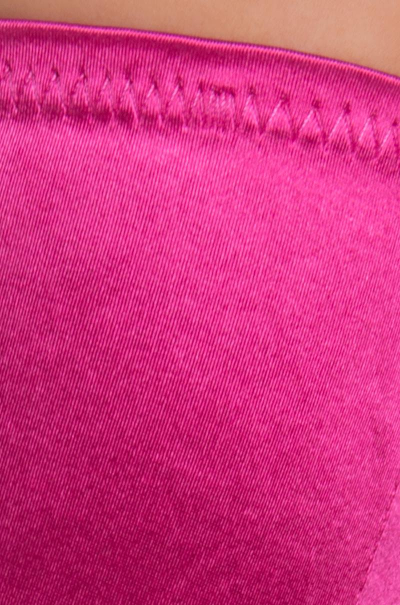 9932cbf538f1 Lyst - AKIRA Bubblegum Thigh High Boots in Pink
