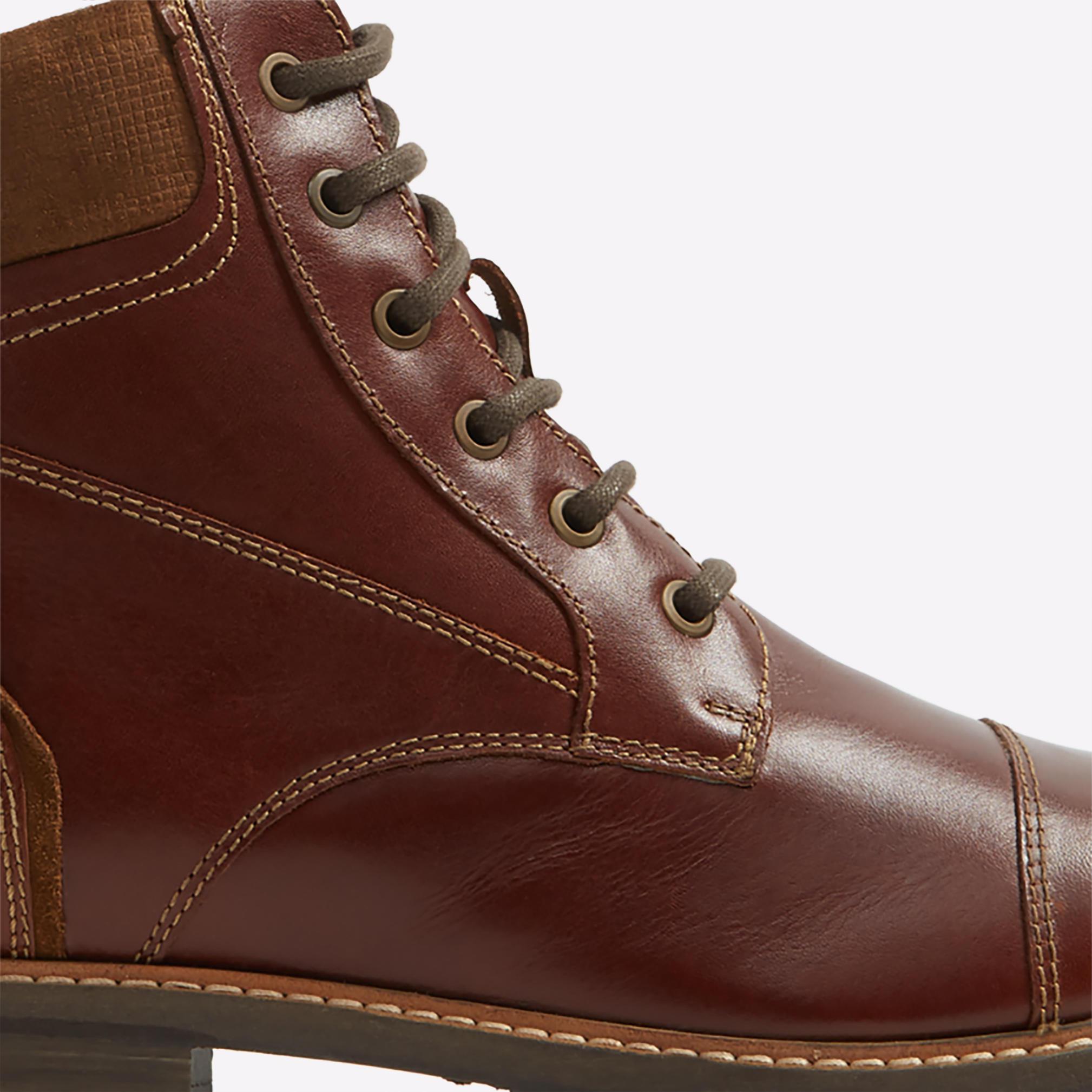 Mens Aldo Laufman Boots Cognac IQA61676