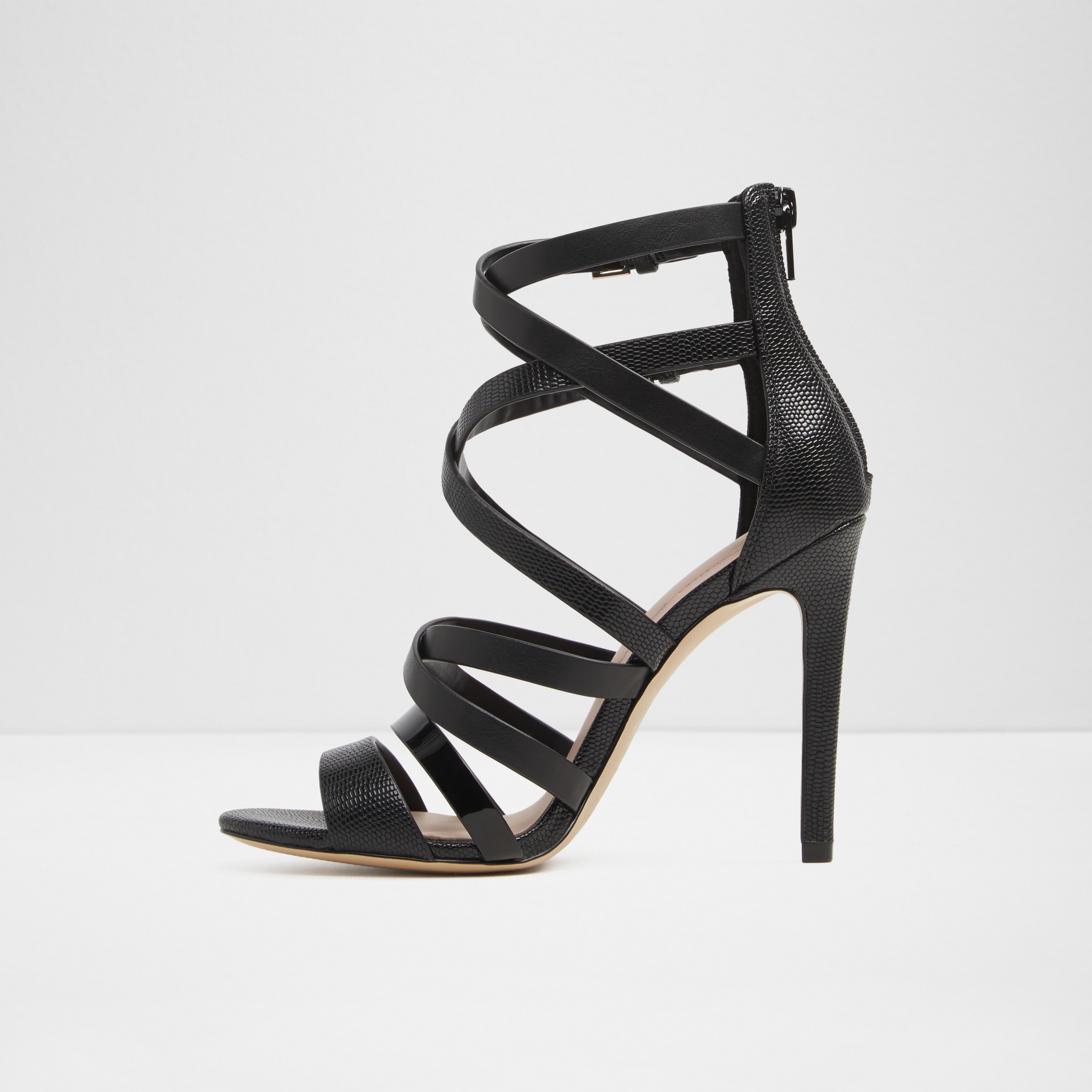 ALDOVALECIA - High heeled sandals - medium brown 6l1aB4eoNq