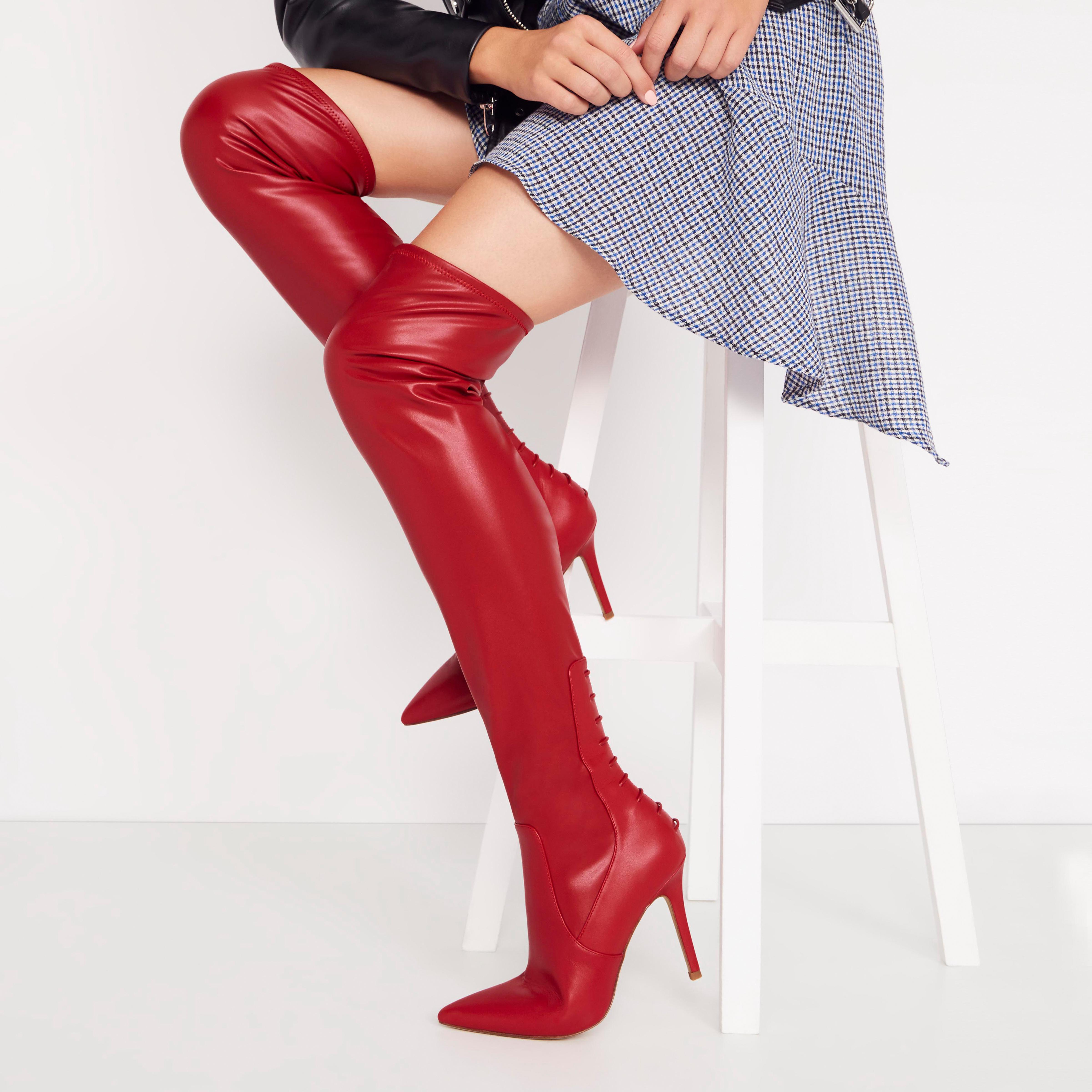 064873a4651 Lyst - ALDO Mereallyra in Red