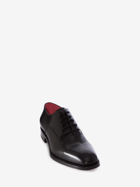 91646c3f0ca20 Lyst - Alexander McQueen Goodyear Derby in Black for Men