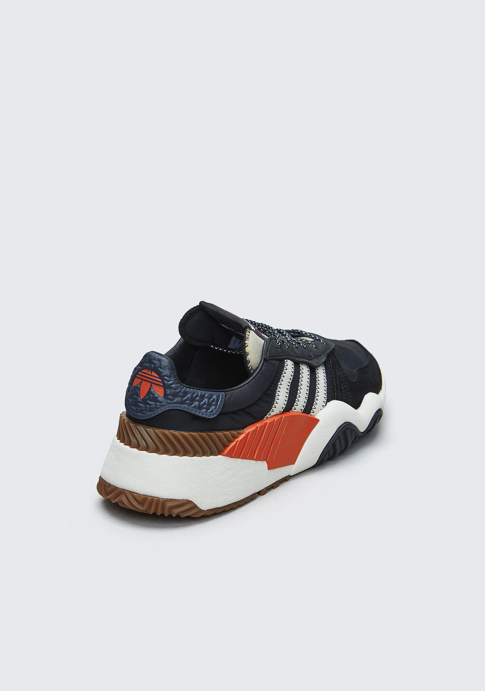 374e639789d Lyst - Alexander Wang Adidas Originals By Run Mid Shoes in Gray