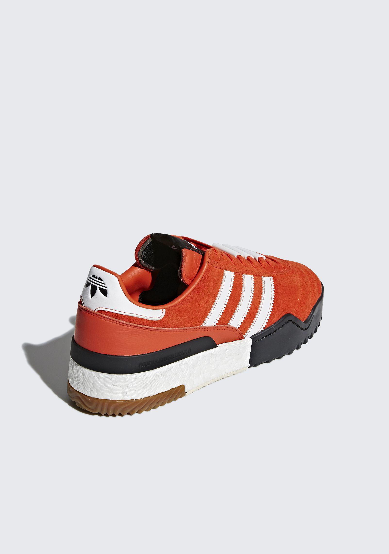 7c7f5b2cfe68 Alexander Wang Adidas Originals By Aw Bball Soccer Shoes in Red - Lyst