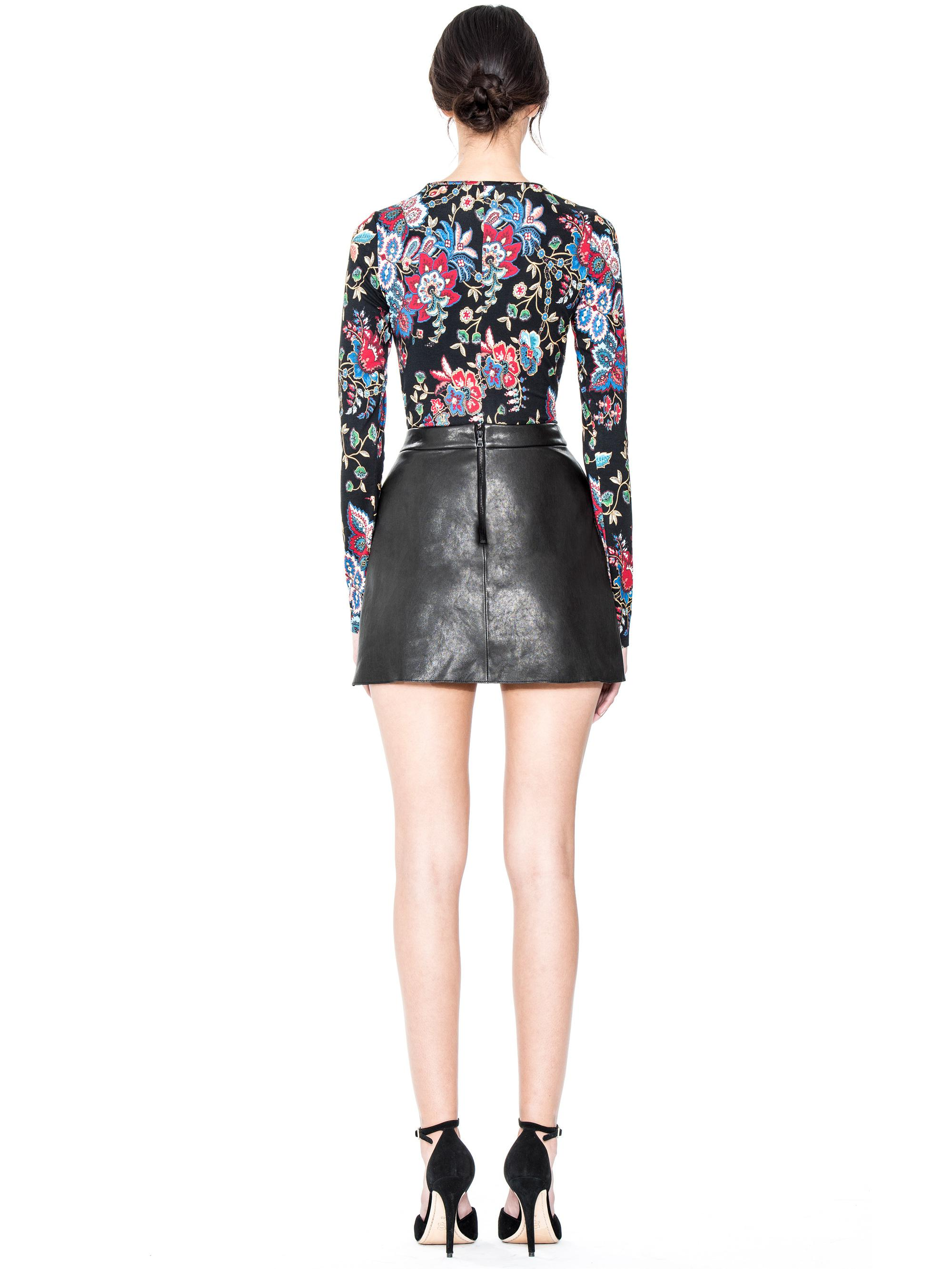 cbc840dfa Gallery. Women's Leather Skirts Women's Black Leather Skirts Women's  Leather Mini Skirts