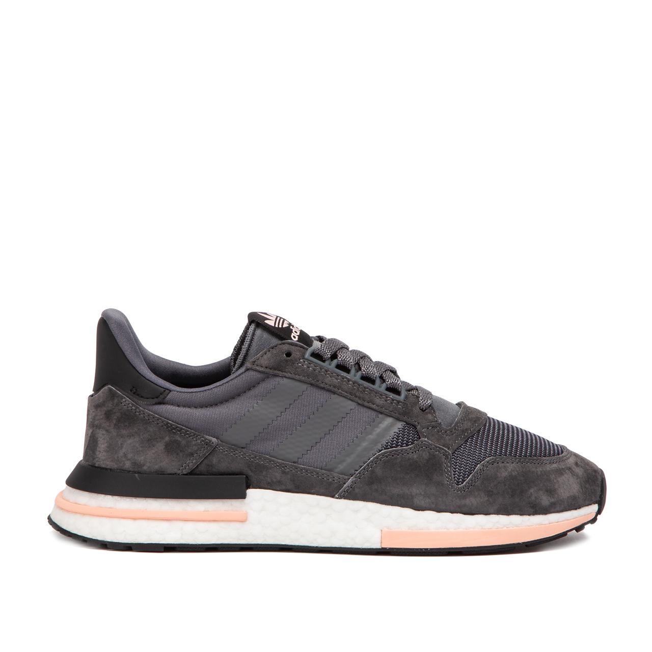 d61d106e763 Adidas - Gray Zx 500 Rm Sneaker for Men - Lyst. View fullscreen
