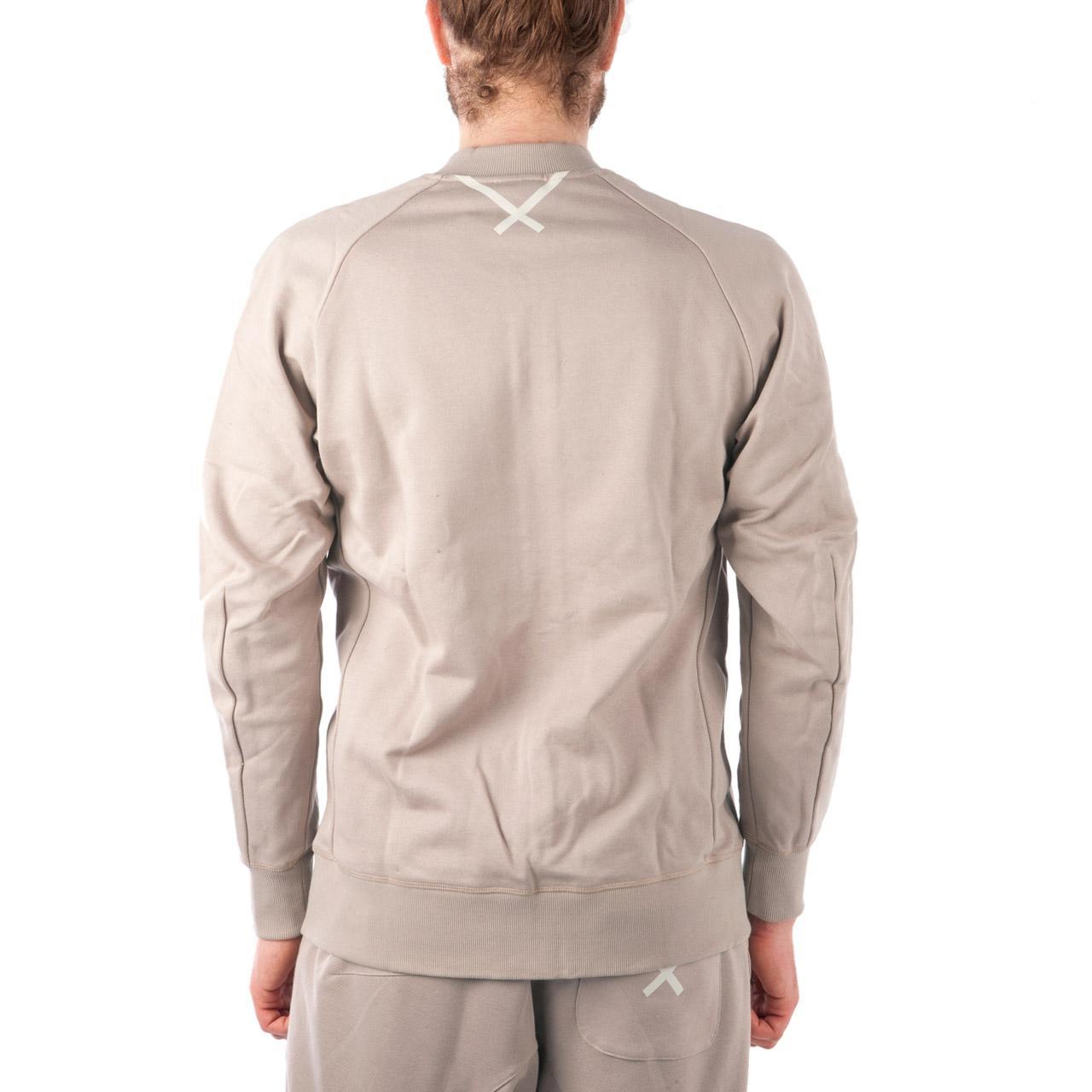 Adidas Originals Xbyo Tracktop in Grau für Herren Lyst