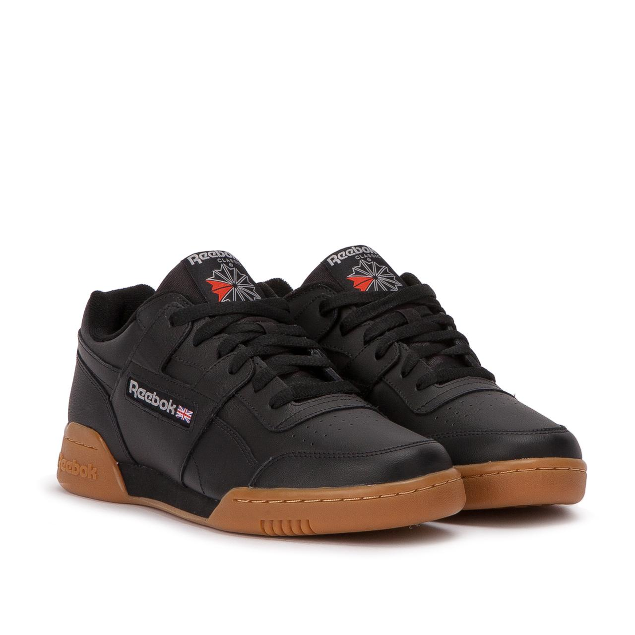 8f7e9f62c7da38 Reebok - Black Workout Plus Gum Sole (cn2127) for Men - Lyst. View  fullscreen