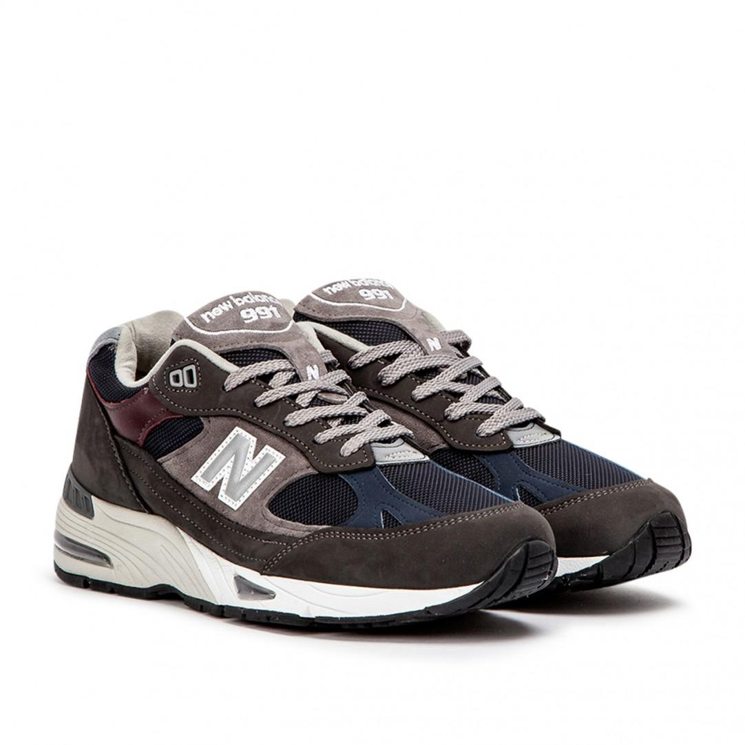 New Balance M991 Gnn Made In England in Gray for Men - Lyst d70ae56ea059