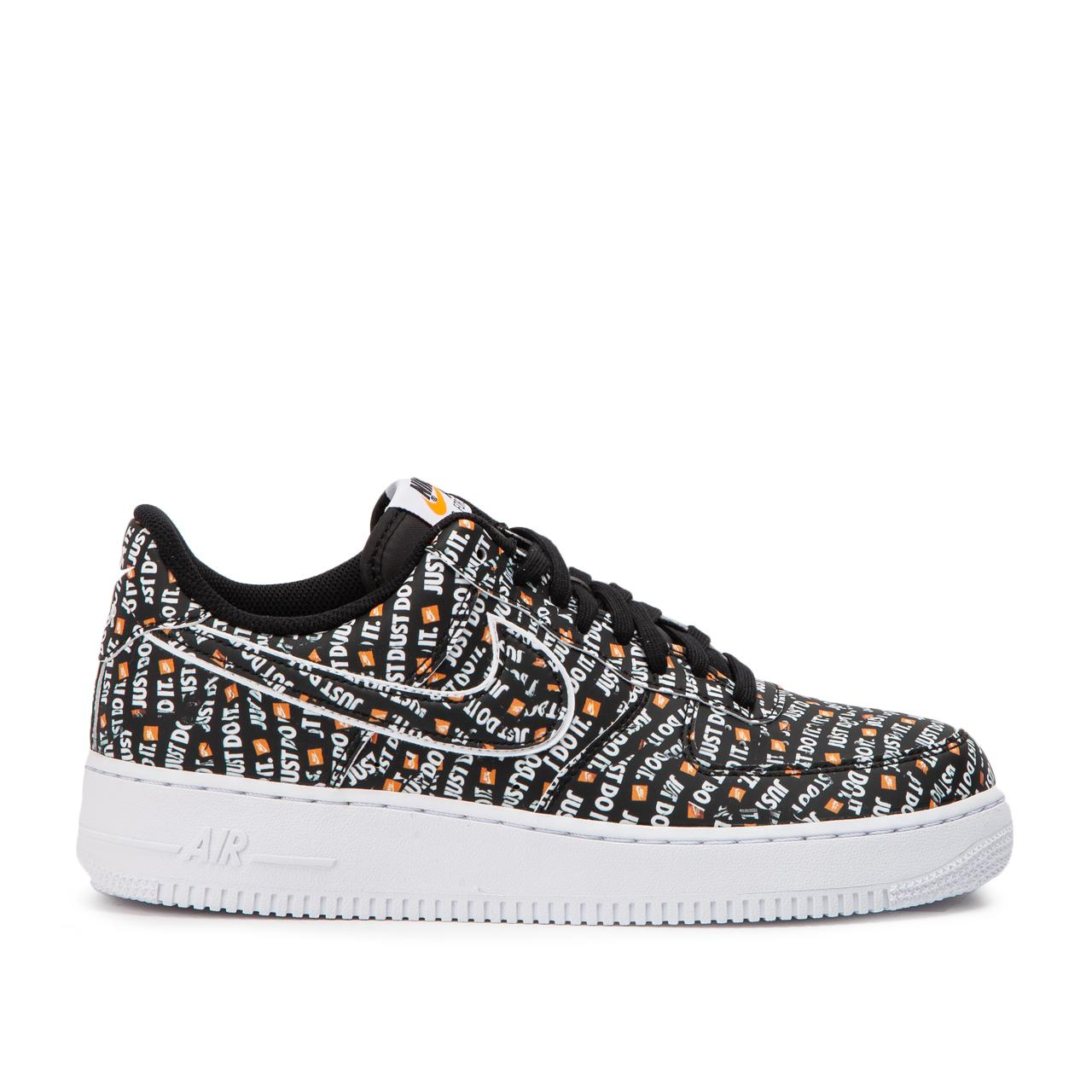 low priced 7d7ef c9168 Nike Nike Air Force 1  07 Lv8 Jdi in Black for Men - Save 35% - Lyst