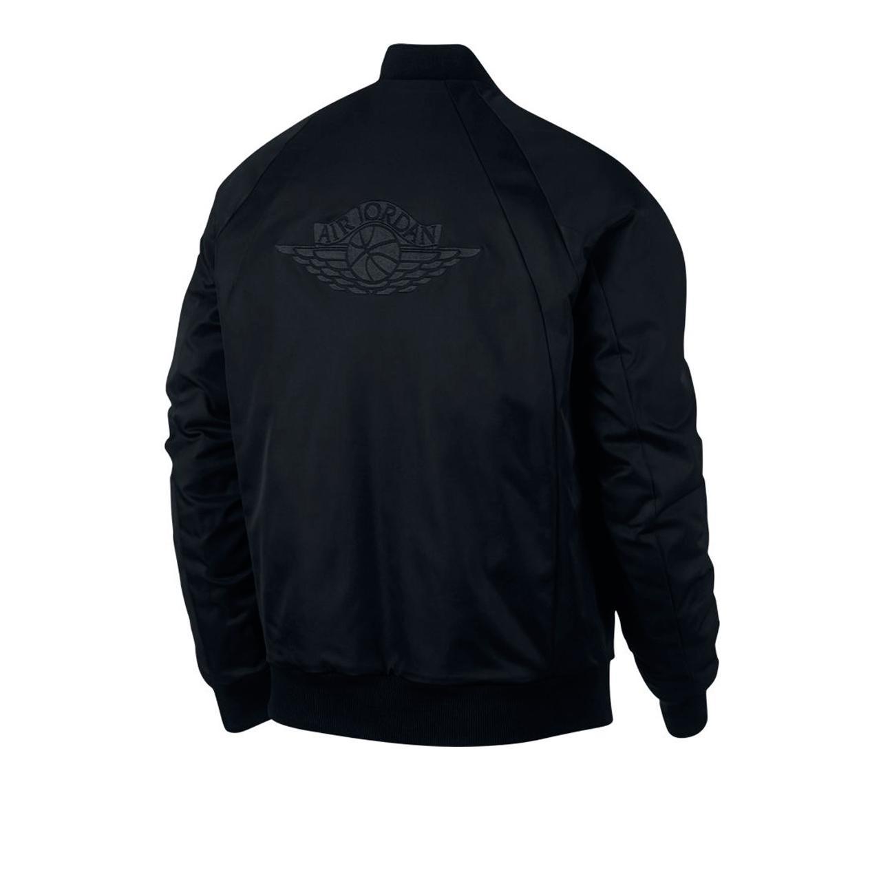 f31459dc693167 ... Lyst - Nike Nike Air Jordan Sportswear Wings Ma-1 Jacket in Black .