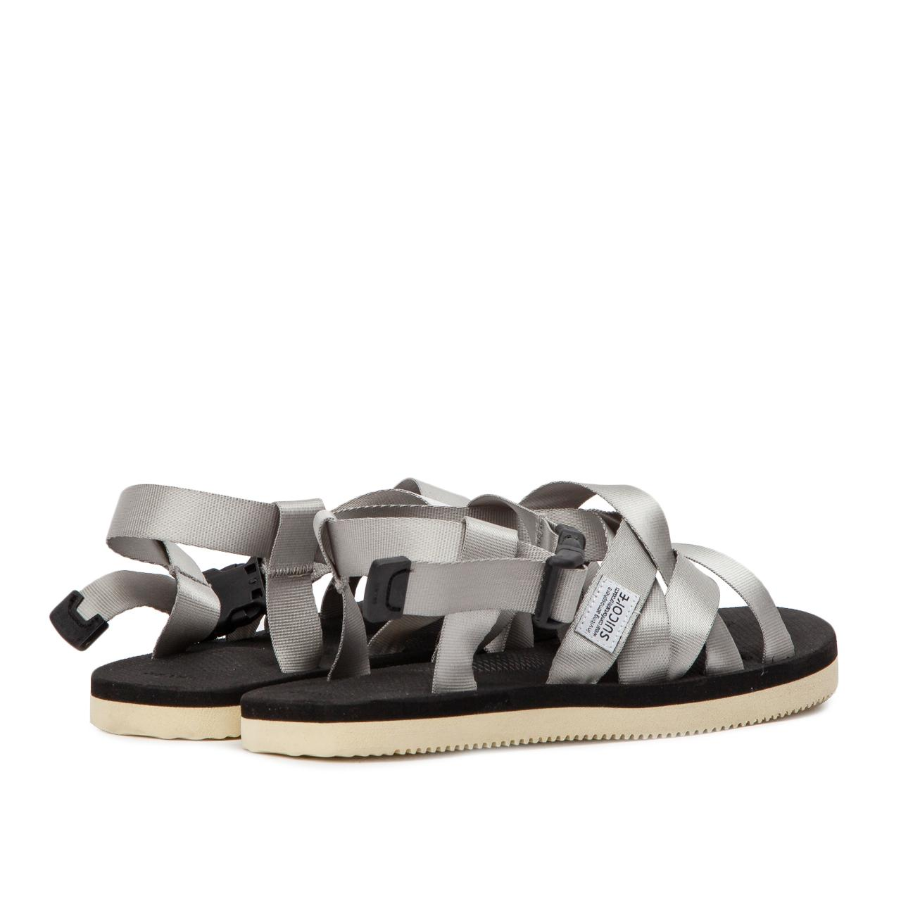 6b637c698c Suicoke Sandals Sama in Gray for Men - Lyst