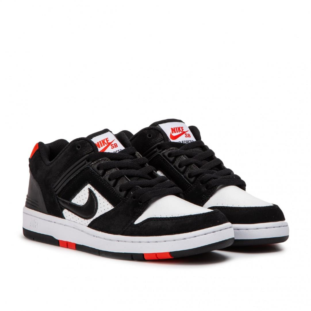 the latest 00550 24e22 Nike - Black - Air Force Ii Low for Men - Lyst. View fullscreen