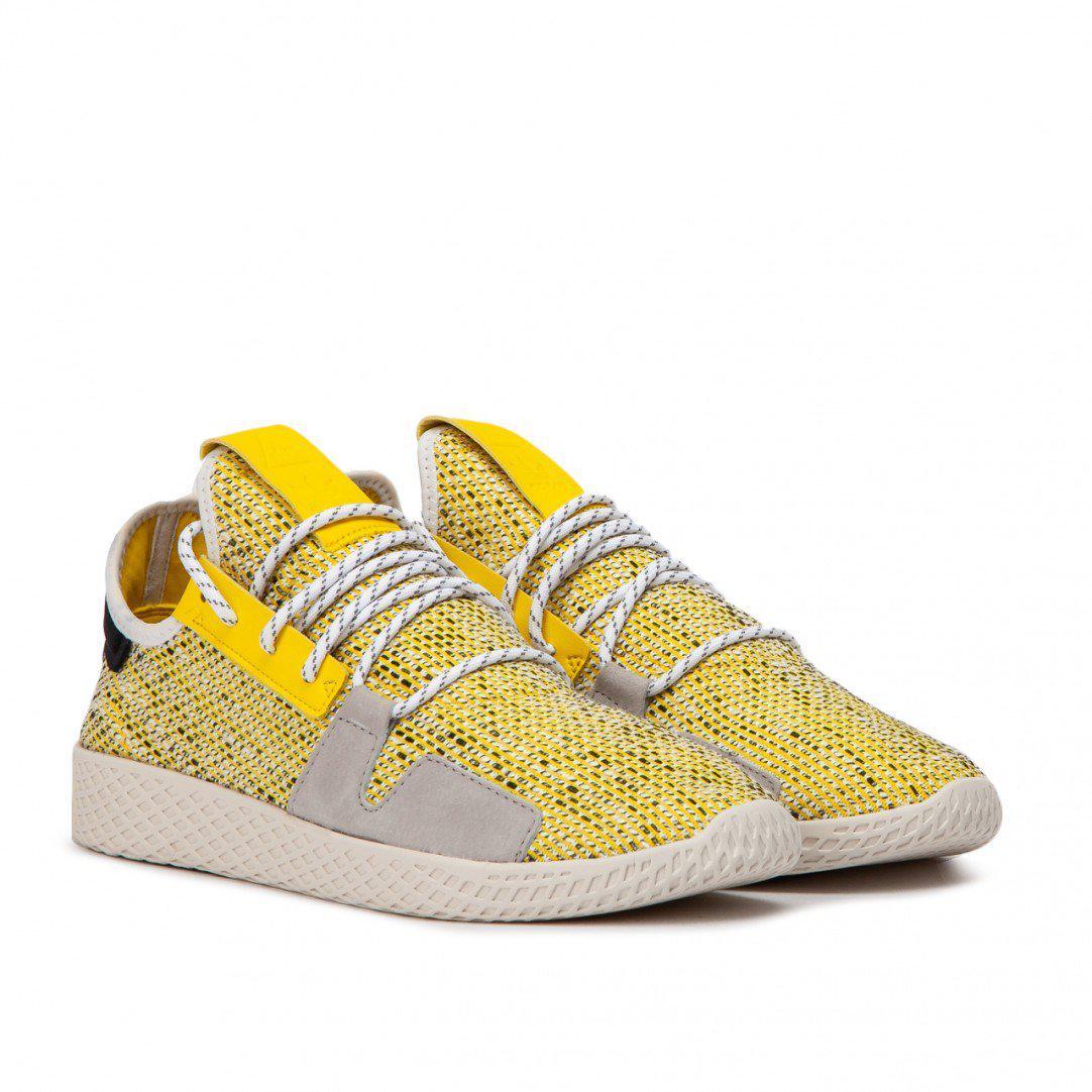 c10d8c52e adidas Originals Williams Afro Tennis Hu V2 in Yellow for Men - Lyst