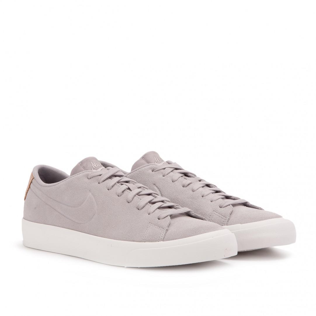 1320cf75f8974b Lyst - Nike Nike Blazer Studio Low in Gray for Men