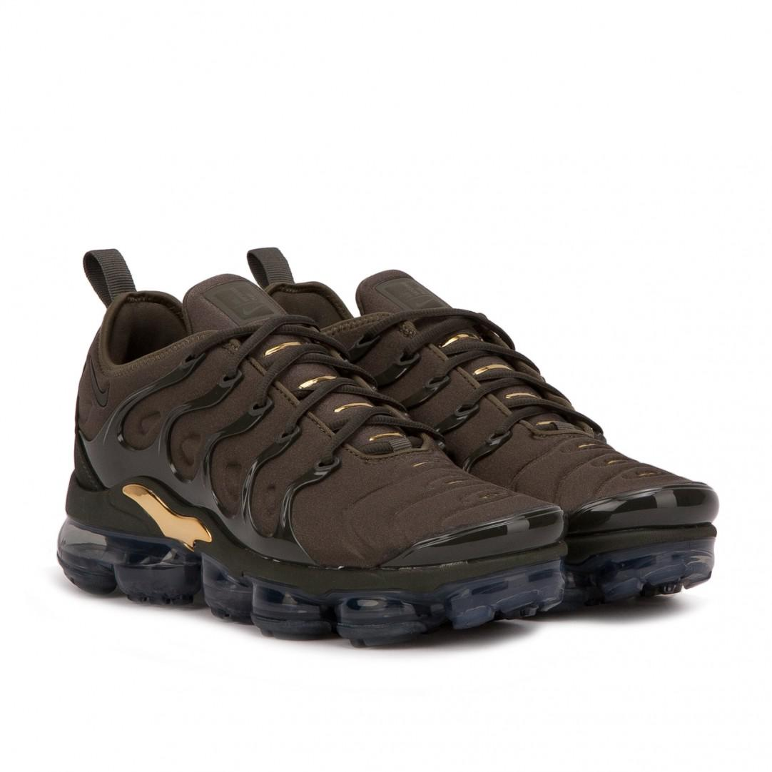 Lyst Nike Nike Air Vapormax Plus in Green for Men