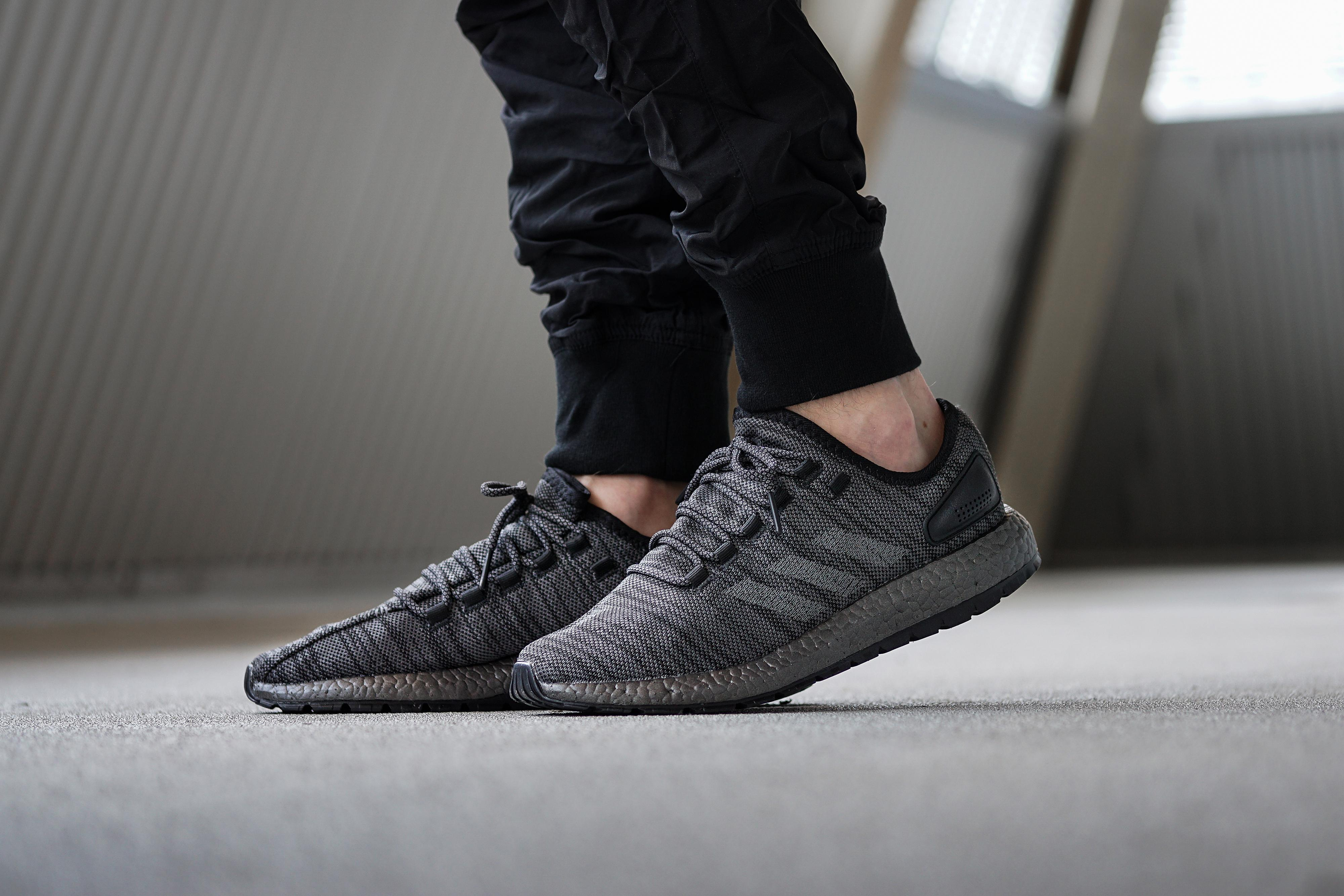 hot sale online 0ab18 912a9 where to buy black mens adidas pure boost all terrain a1dab ...