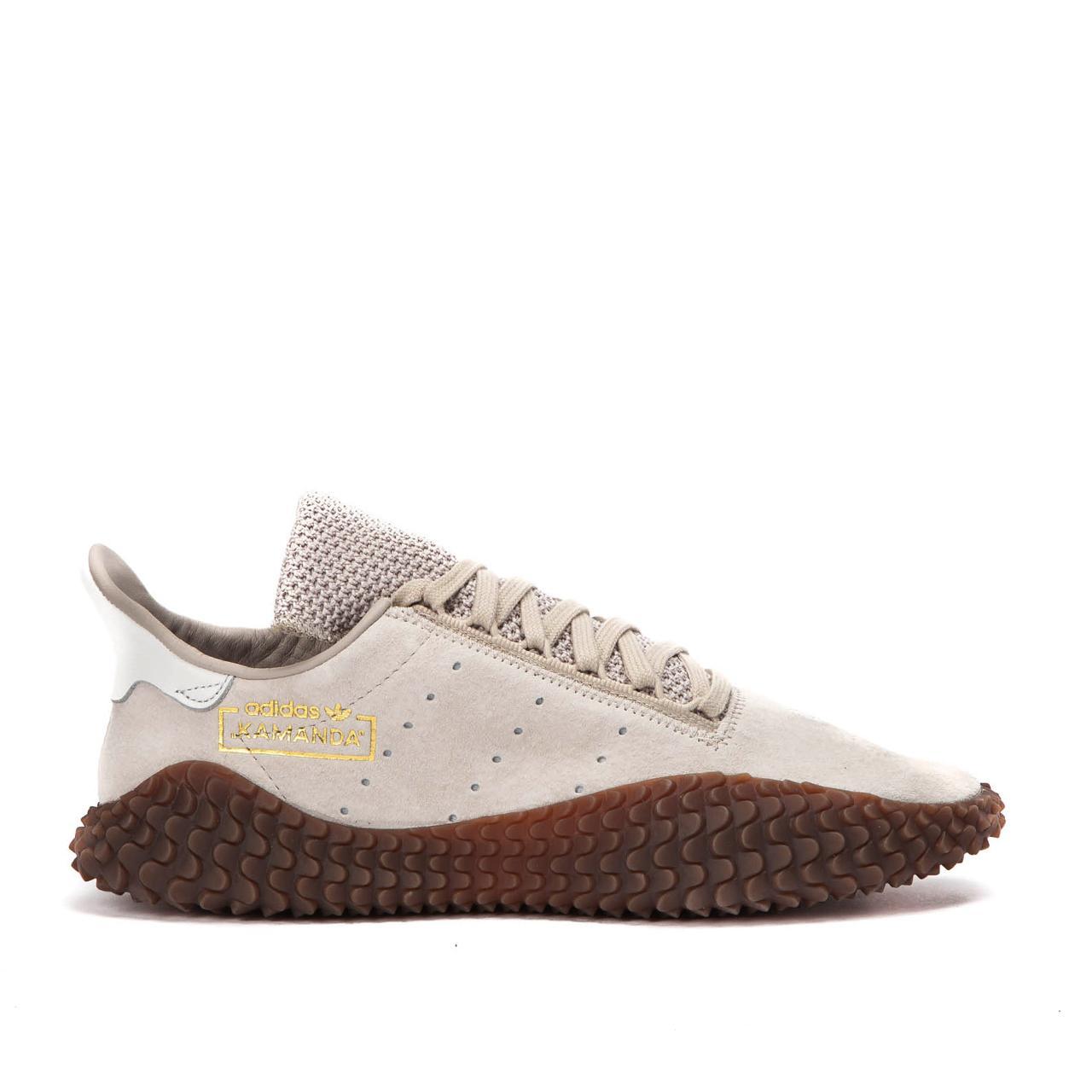 premium selection 2b015 980d2 Adidas - Brown Kamanda 01 for Men - Lyst. View fullscreen