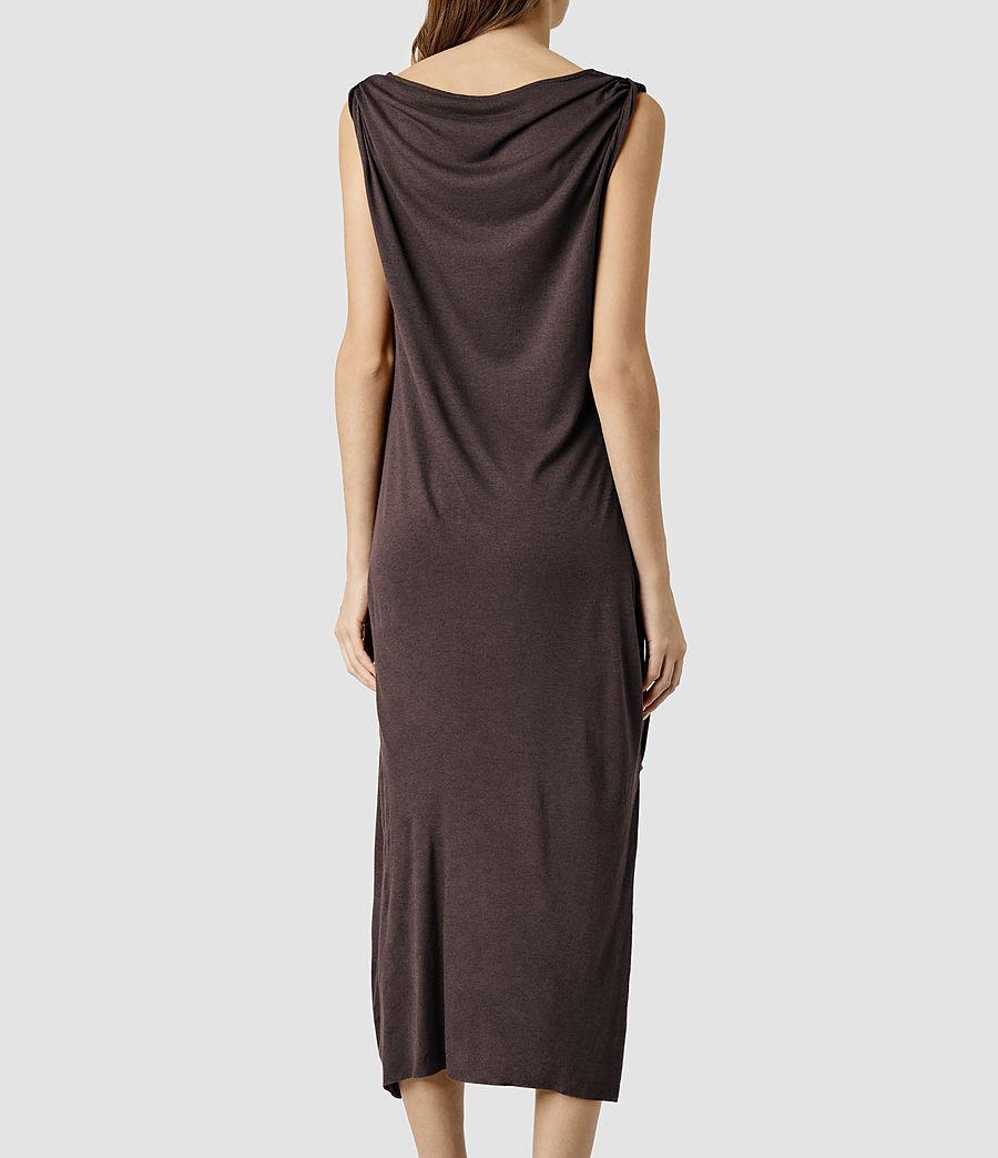 c51bf846a2 Lyst - AllSaints Riviera Wo Dress in Purple